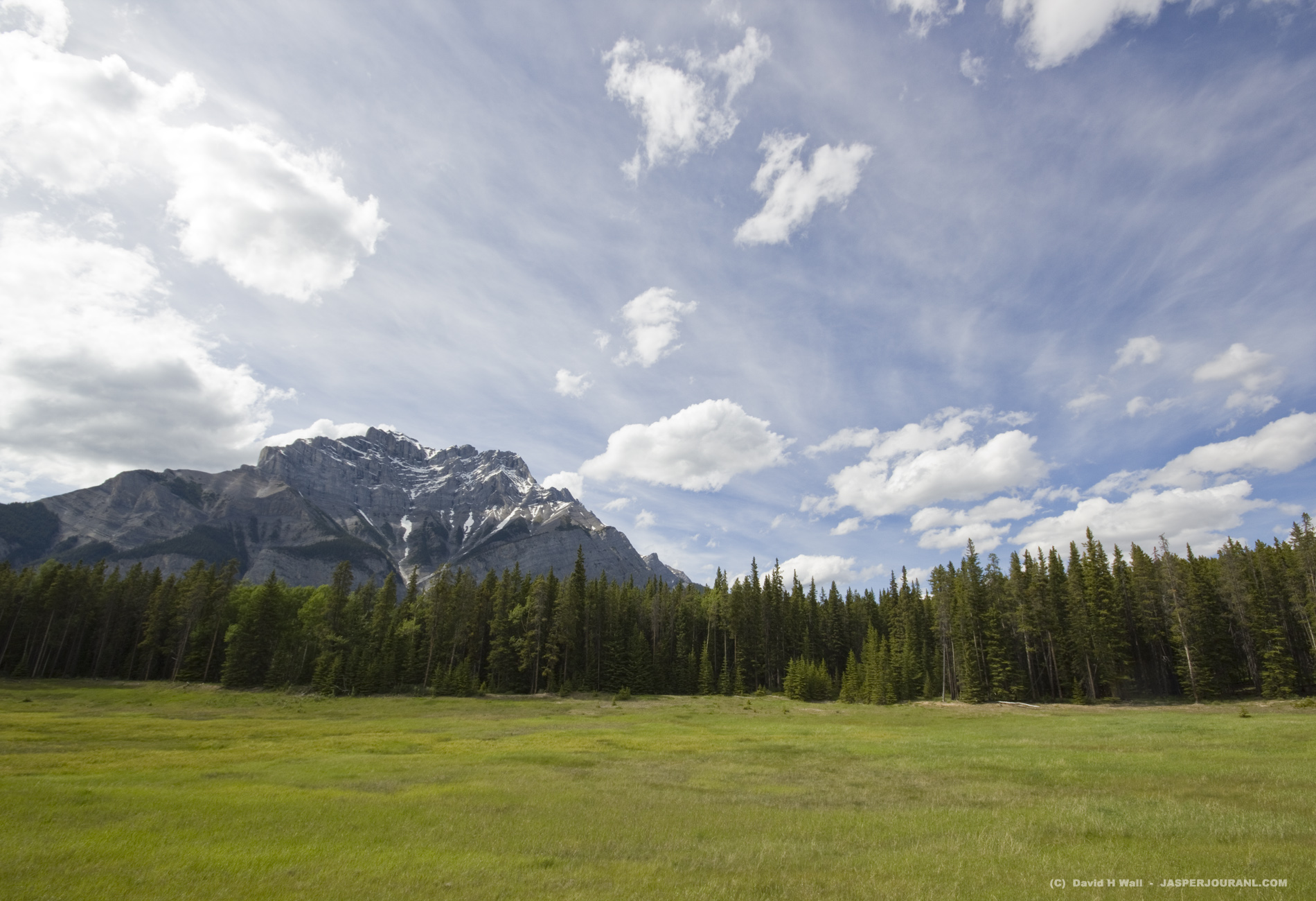 Desktop Wallpaper Banff National Park Jasper National Park 1900x1300