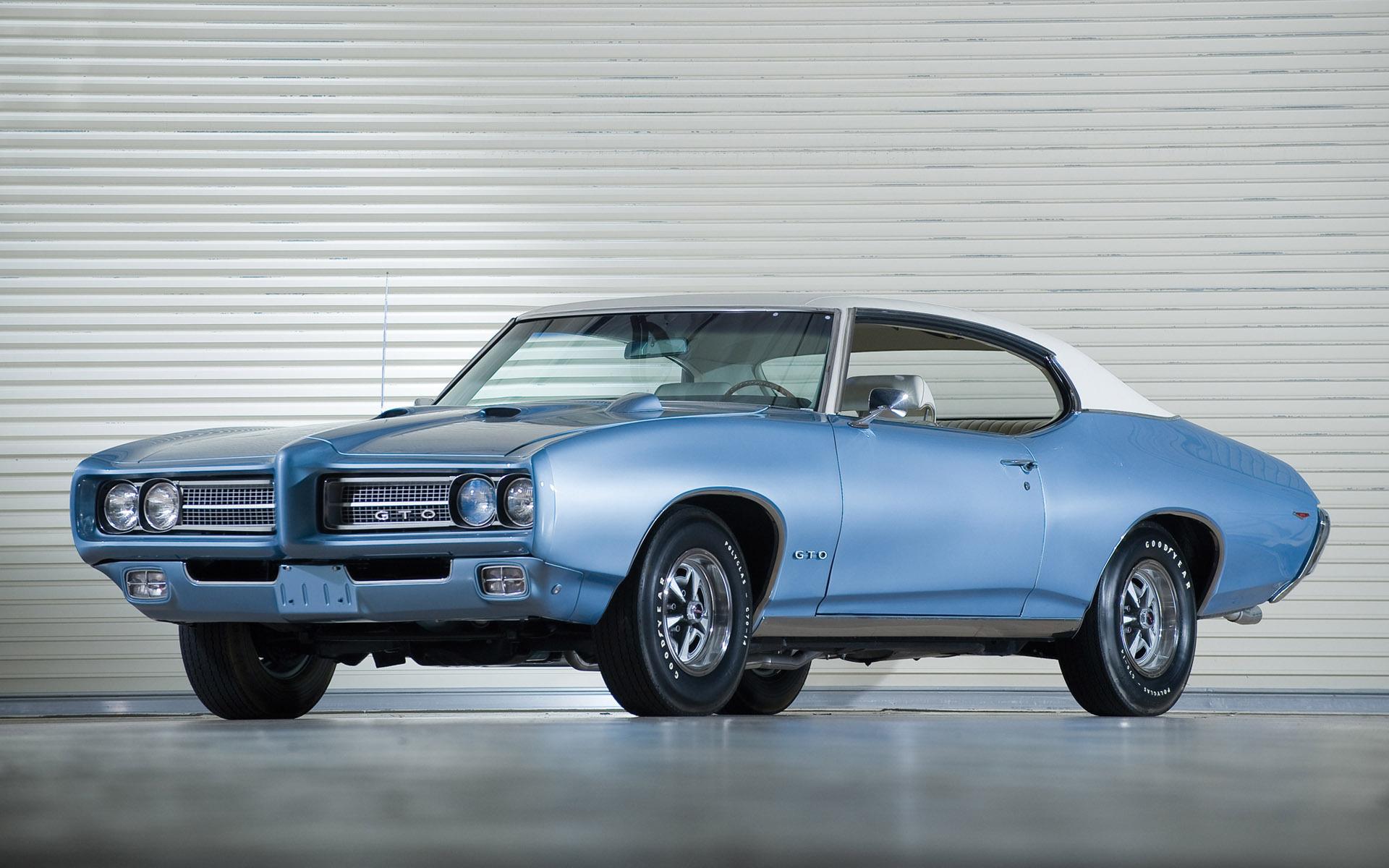 1969 Pontiac GTO wallpaper 19507 1920x1200