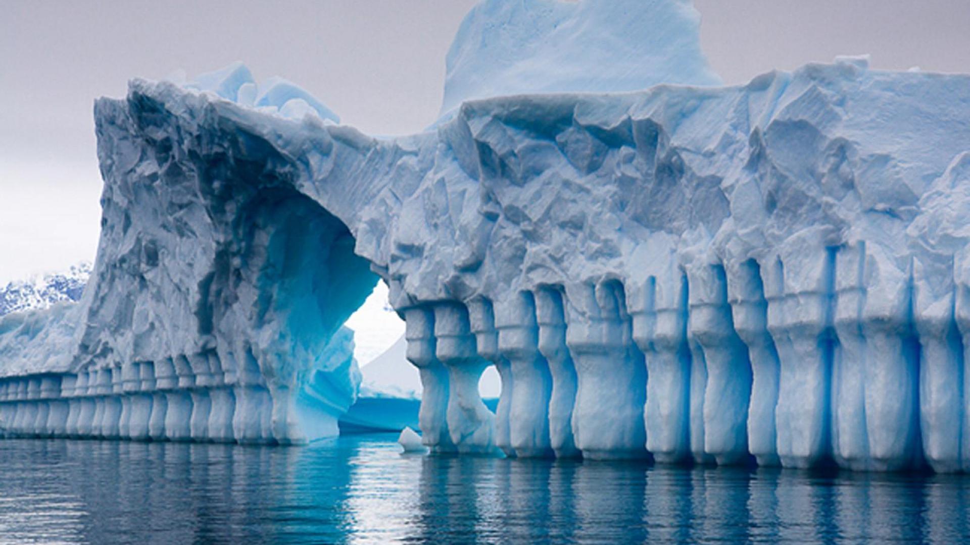Antarctica Wallpapers Widescreen   Iceberg Pleneau Bay 973475 1920x1080