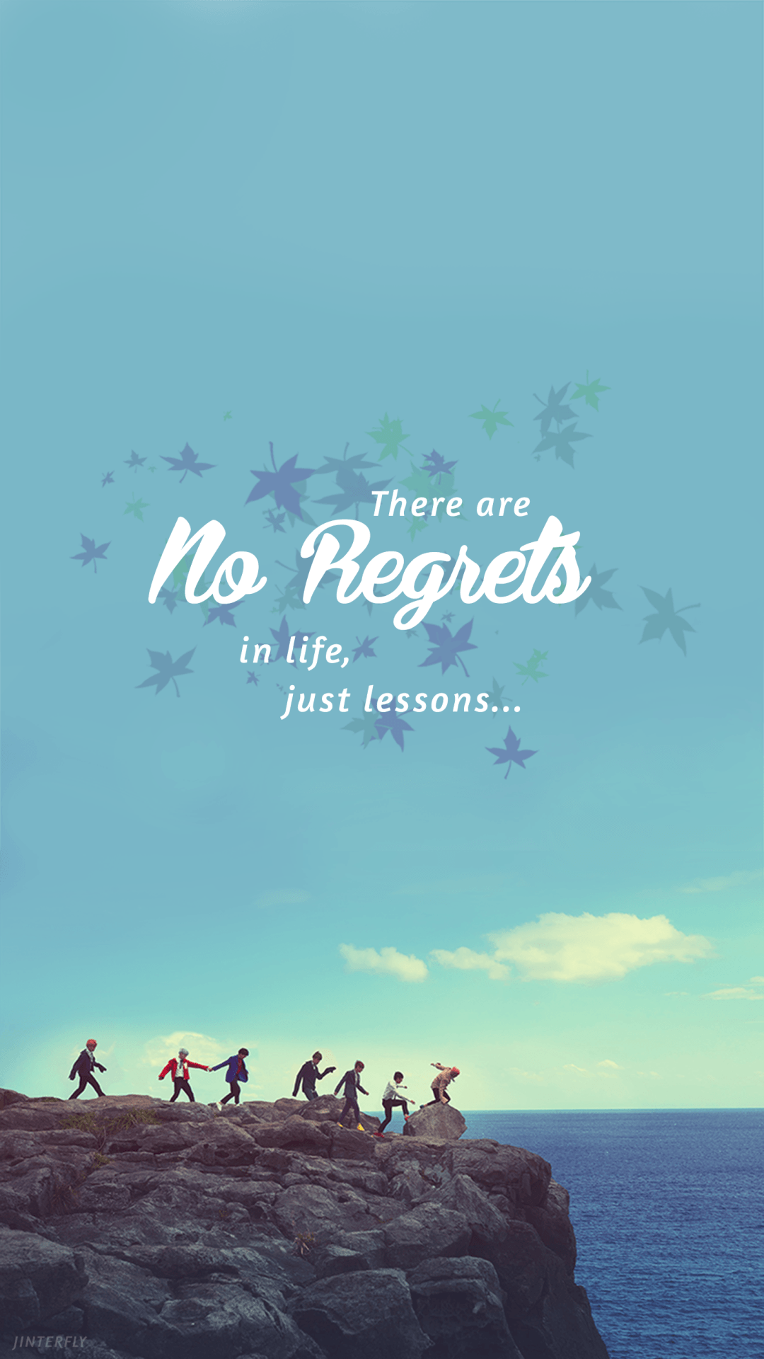 BTS Quotes Wallpapers 1080x1920