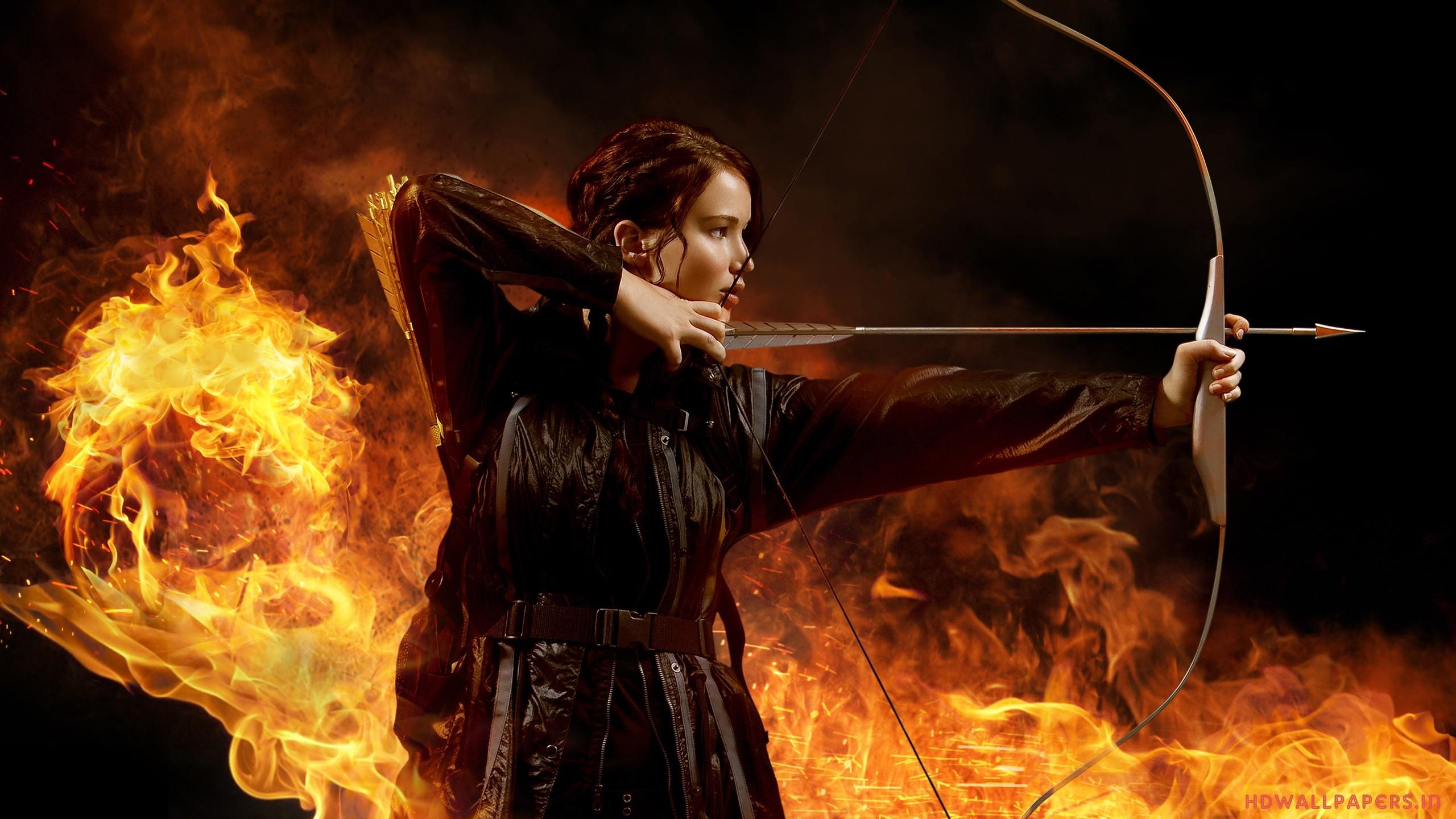 49 Katniss Everdeen HD Wallpapers Background Images   Wallpaper 2560x1440