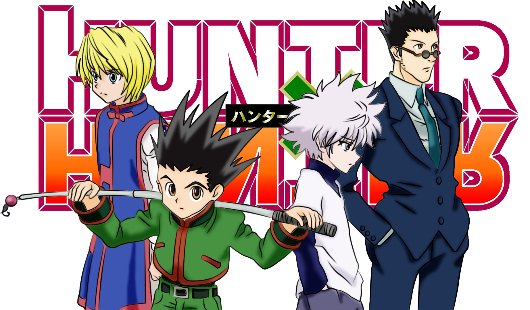 Hunter X Hunter Wallpapers HD Wallpapers Early 1844x1080