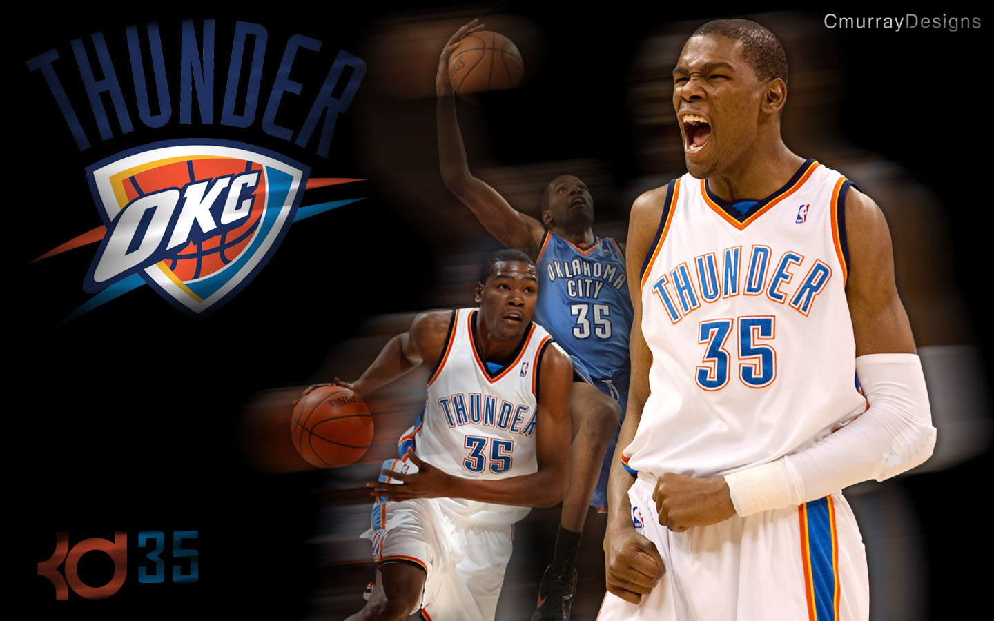All Sports Stars Kevin Durant Wallpapers 1440x900