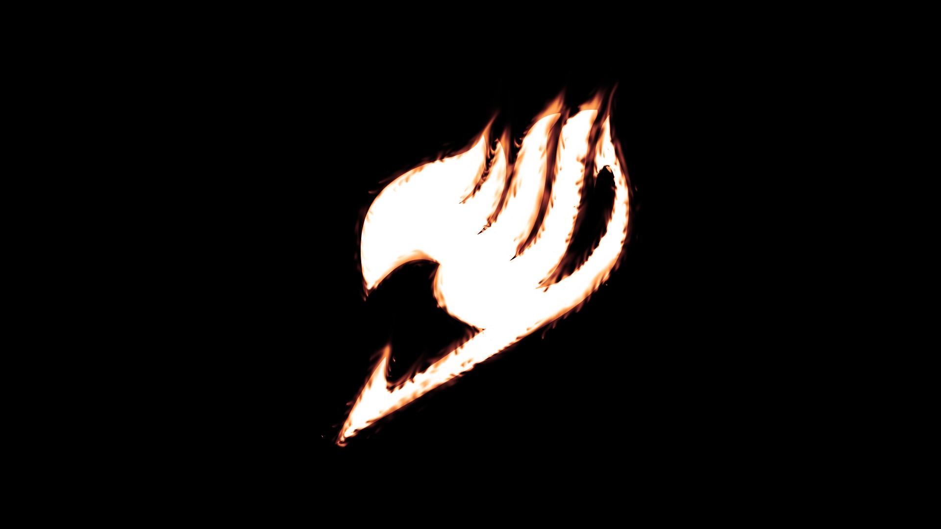 Fairy Tail Logo Wallpaper 1920x1080