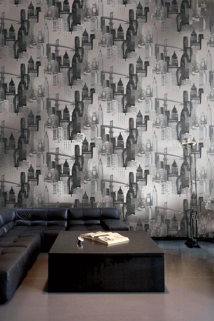 STUDIO 465 Crown Wallpaper Fabrics Toronto Vancouver Montreal 750x1125