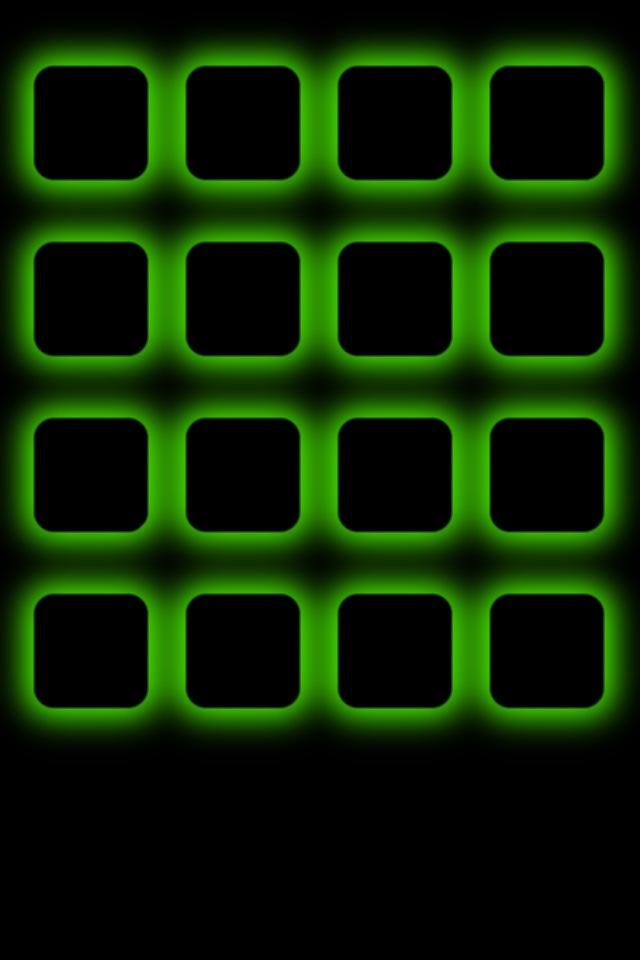 Free download Green Lantern iPhone iOS 4 Lock Home Screen Wallpaper