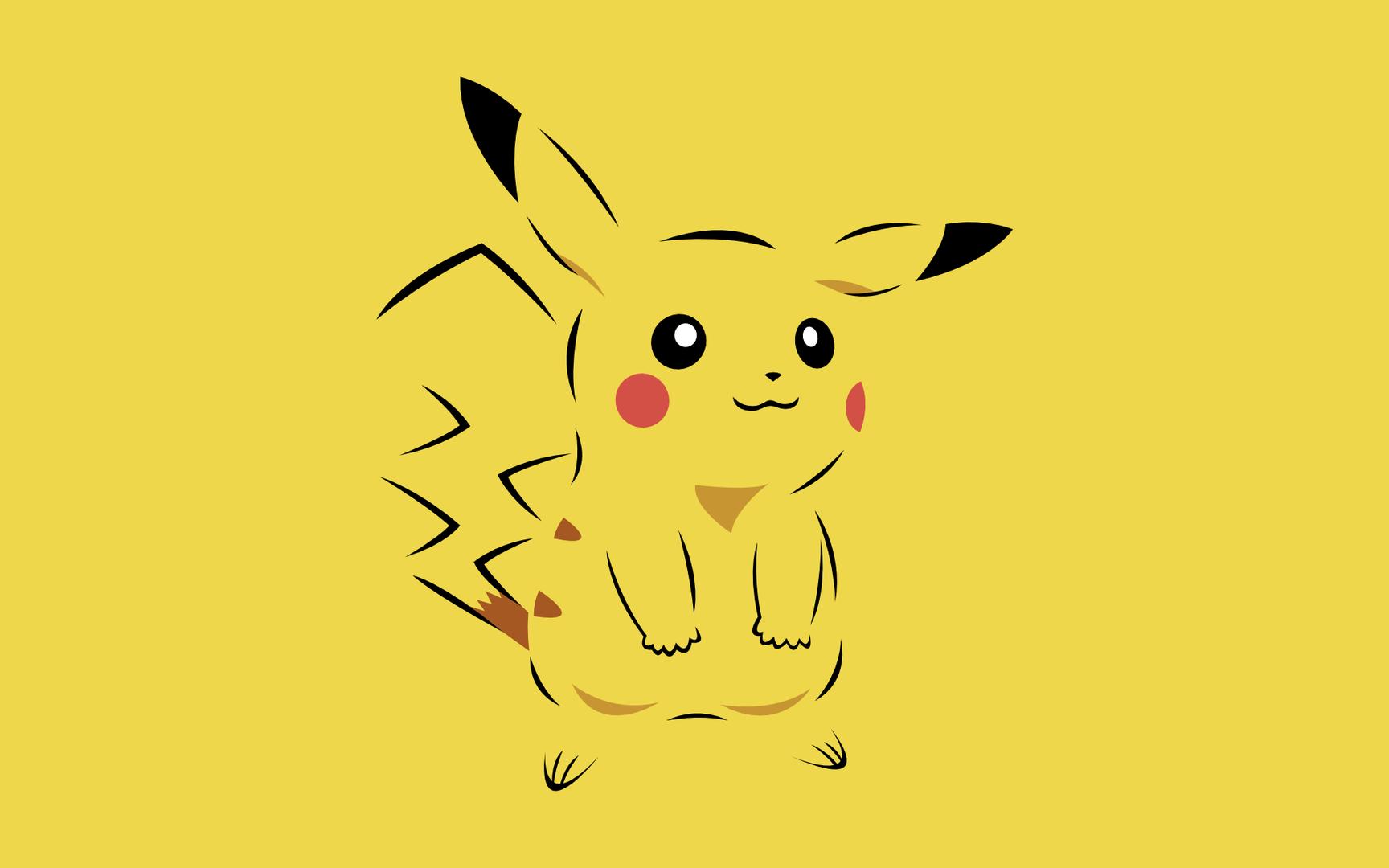 Pikachu wallpaper 15603 1728x1080