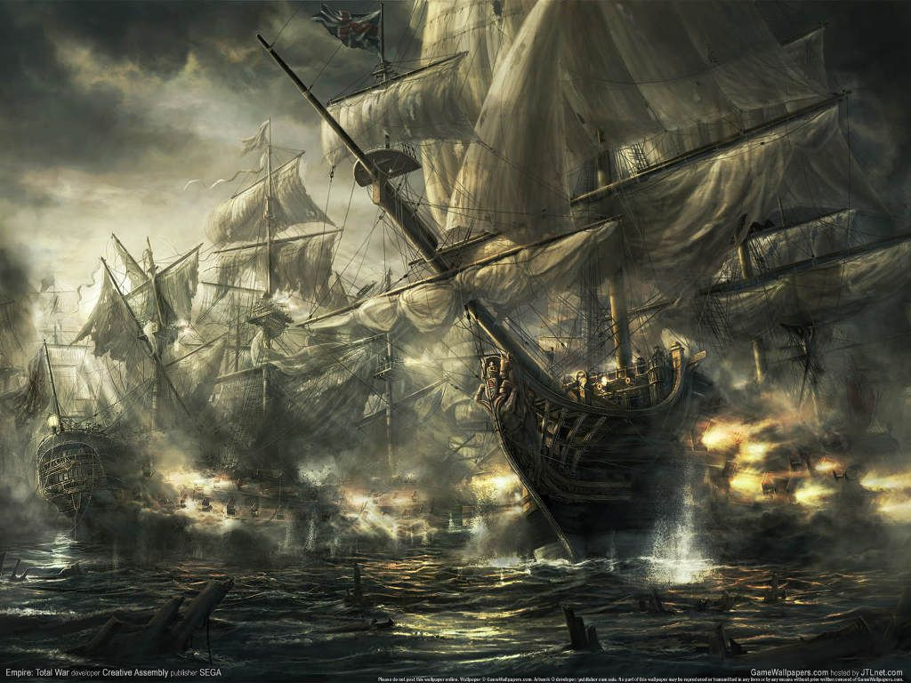 TOTAL Wallpapers   Empire Total War Wallpapers 1024x768