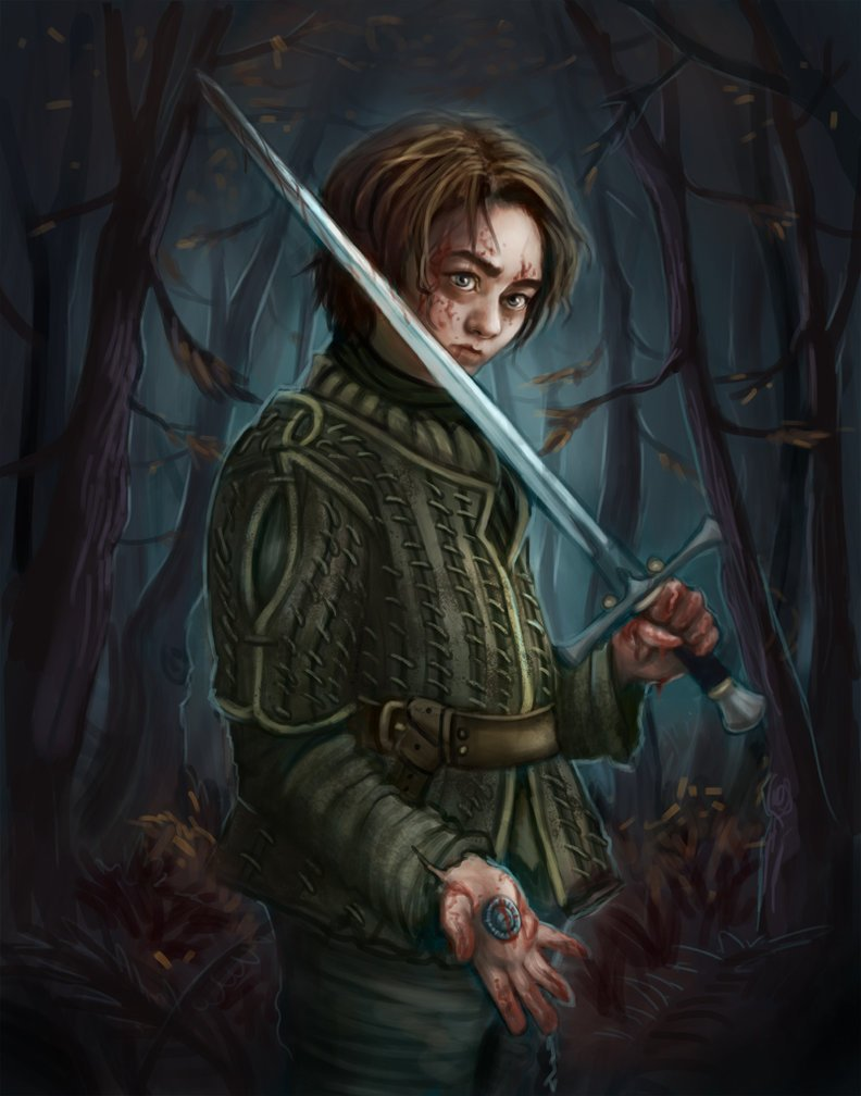 Valar Morghulis by Krikin 792x1008