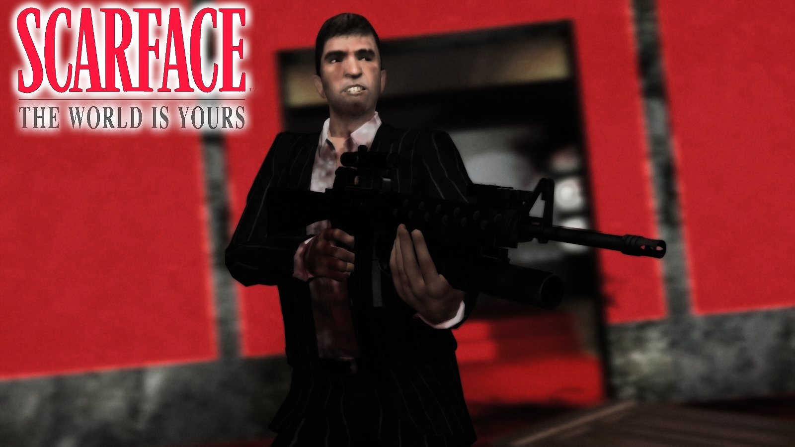 Scarface backgrounds wallpapersafari - The world is yours wallpaper ...