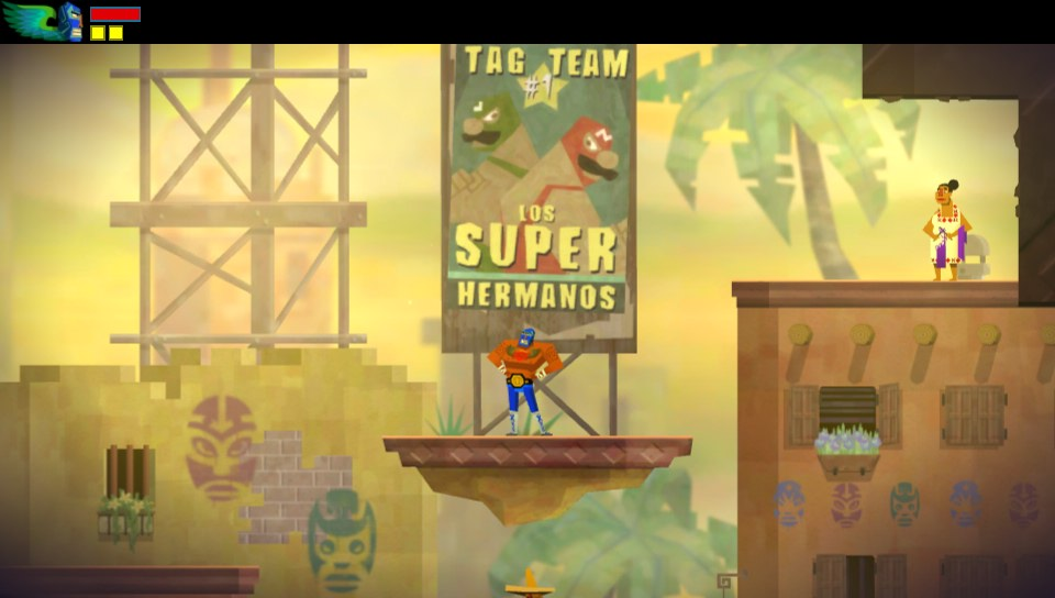 Guacamelee [Review] Mash Those Buttons 960x544