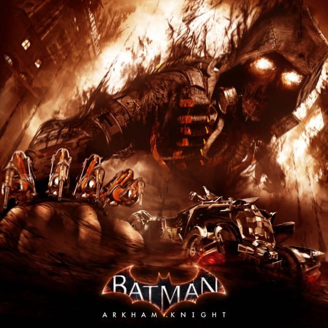 Arkham Knight komt de trilogie op 2 juni 2015 tot een einde Arkham 655x655