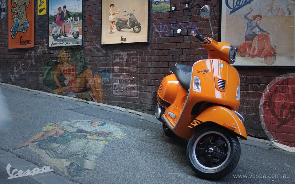 Vespa Wallpaper Wallpapersafari