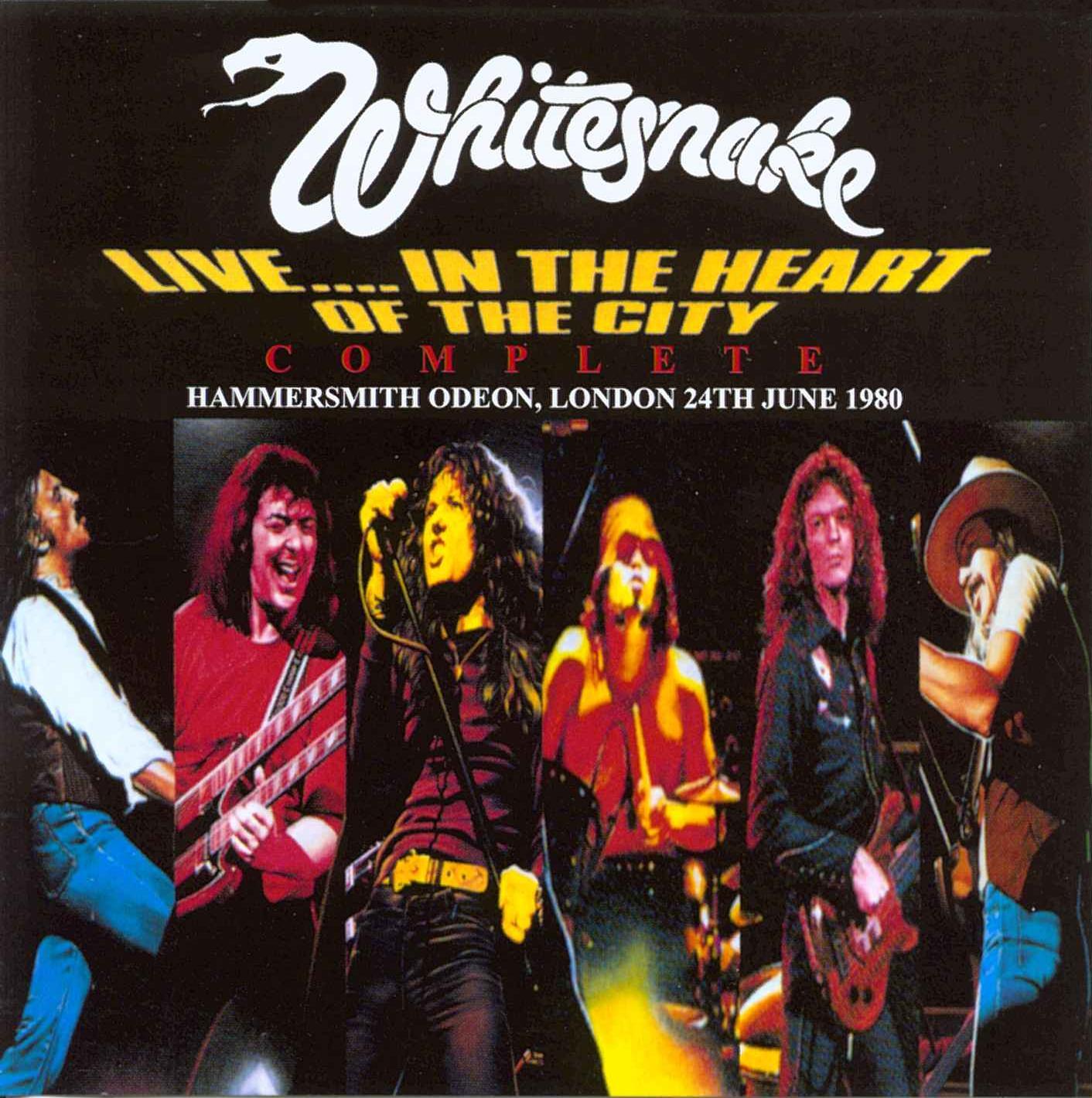 Whitesnake Wallpaper Whitesnake 1980 06 24 1412x1420