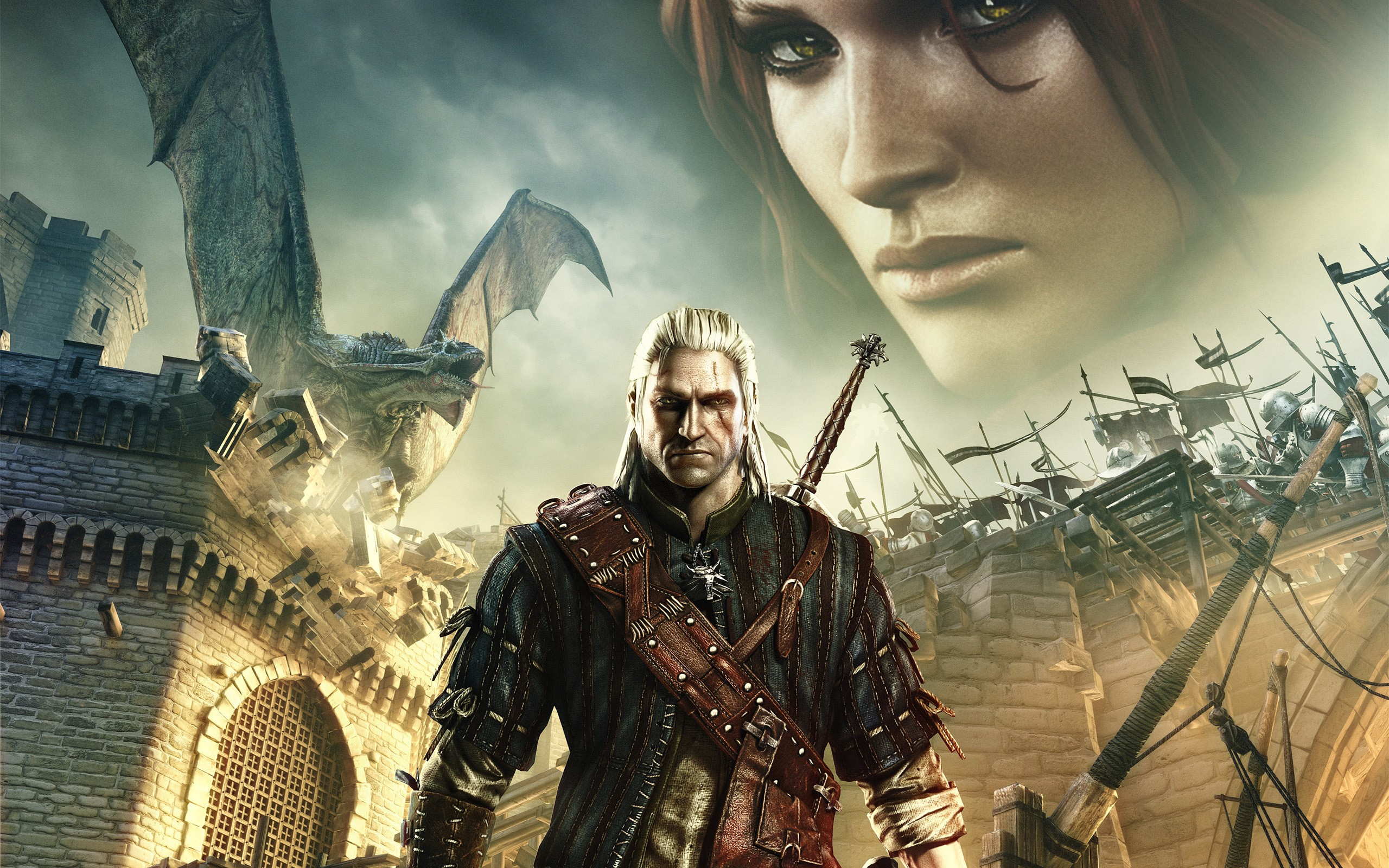 264 The Witcher 2 Assassins of Kings images and pictures 2019 2560x1600