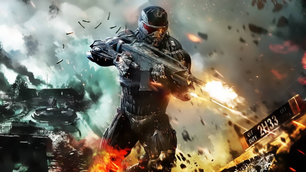 Tags Ea Games imagenes crysis 2 wallparpers 1024x576