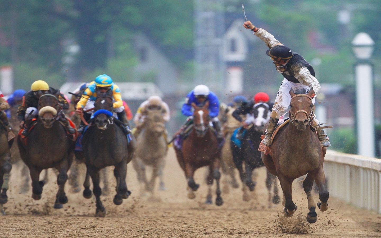 Horse Racing Kentucky Derby computer desktop wallpapers 1440x900