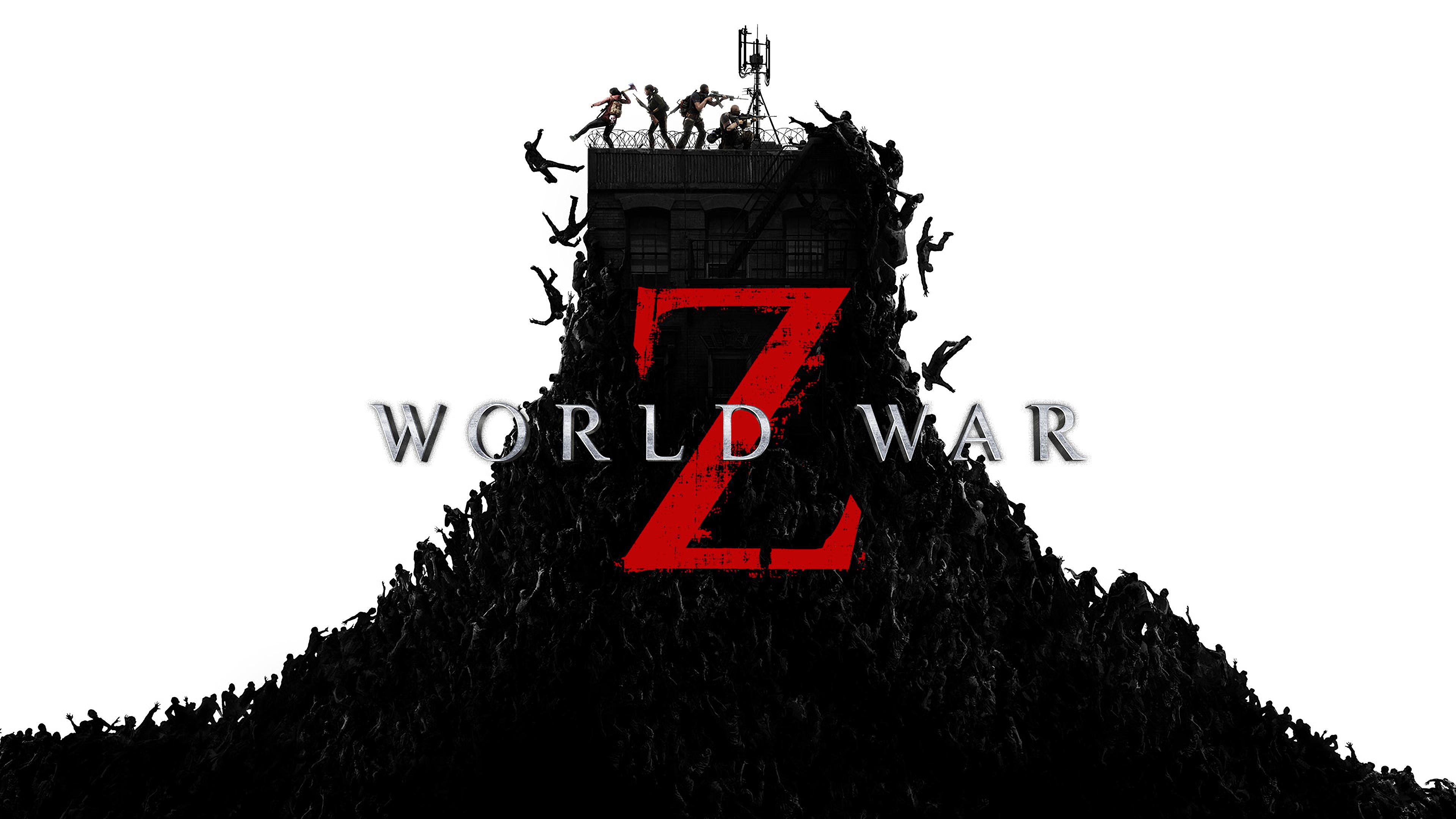320697 World War Z Game Zombies 4K wallpaper Mocah HD Wallpapers 3840x2160