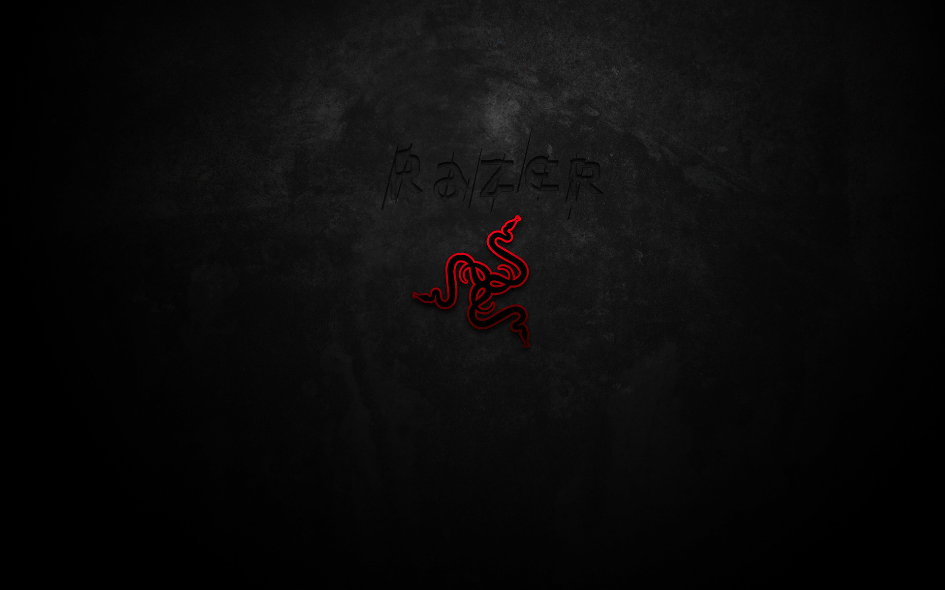 Download wallpaper hd 1080p black and red   The Razer Chroma Wallpaper 1920x1200
