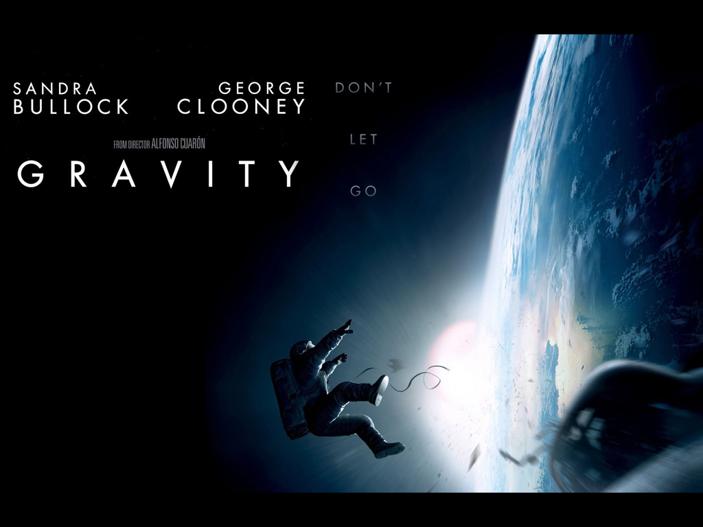 Gravity HQ Movie Wallpapers Gravity HD Movie Wallpapers   11732 1024x768