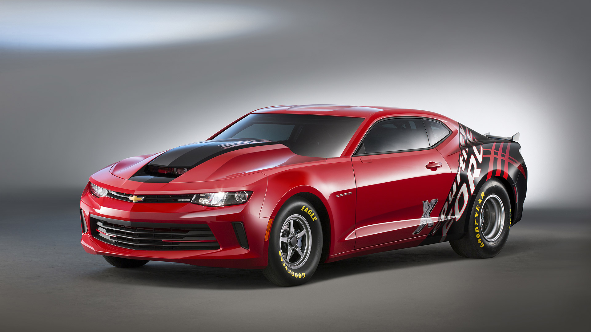 2016 Chevrolet COPO Camaro Wallpapers 1920x1080