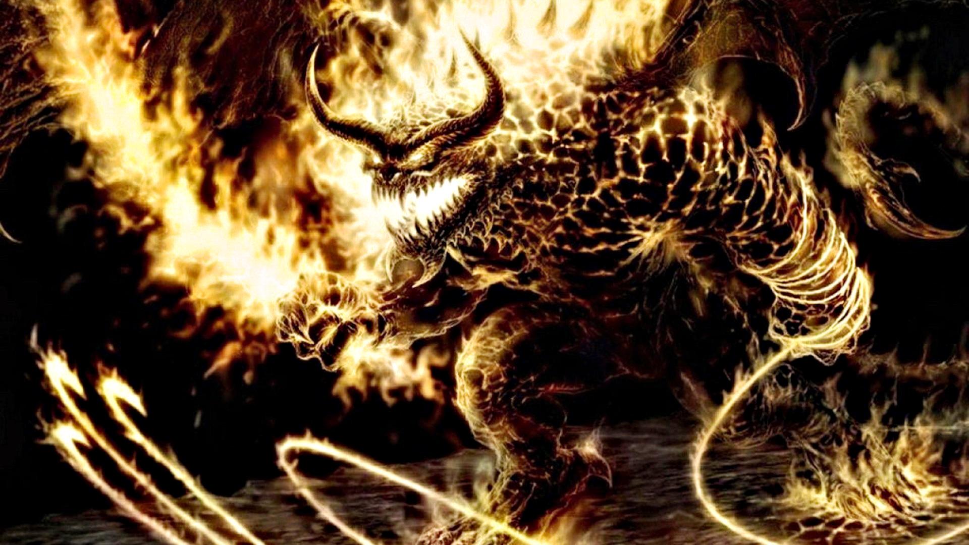 Bull Devil Demon of Hell Wallpaper HD 3219 Wallpaper with 1920x1080 1920x1080