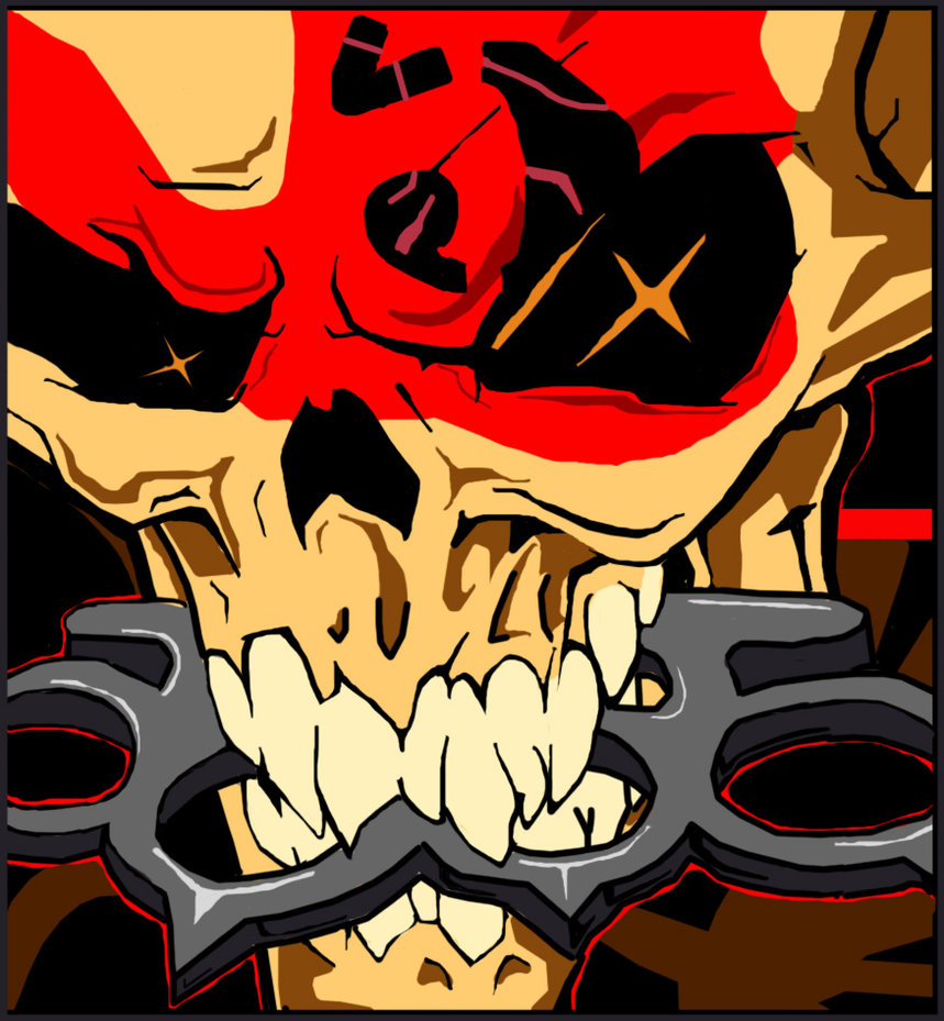 Free Download Five Finger Death Punch Logo By Brownsonator
