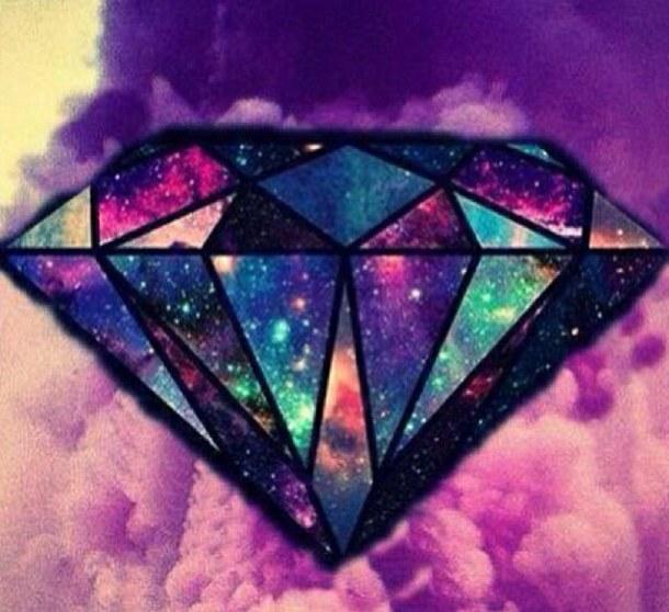 diamond galaxy hipster trendy tumblr wallpaper Car Tuning 610x558