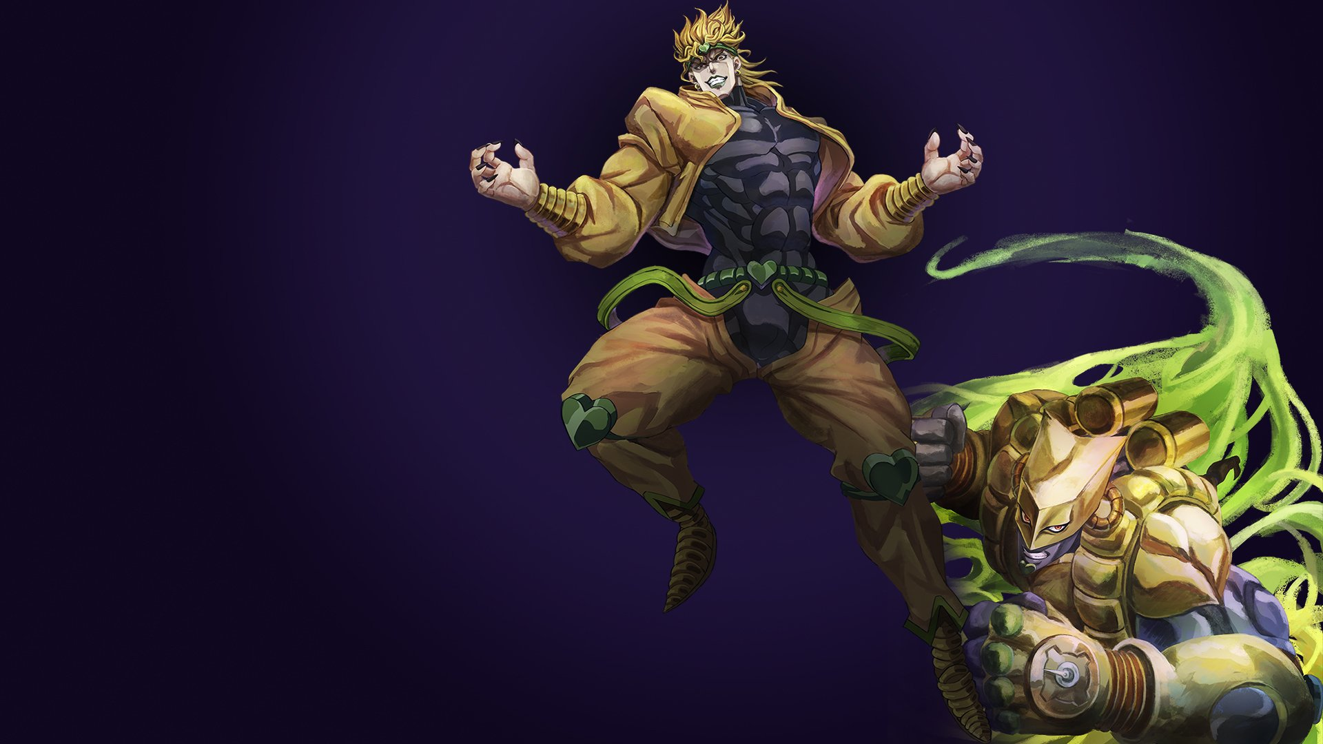 DIO and The World HD Wallpaper Background Image 1920x1080 ID 1920x1080