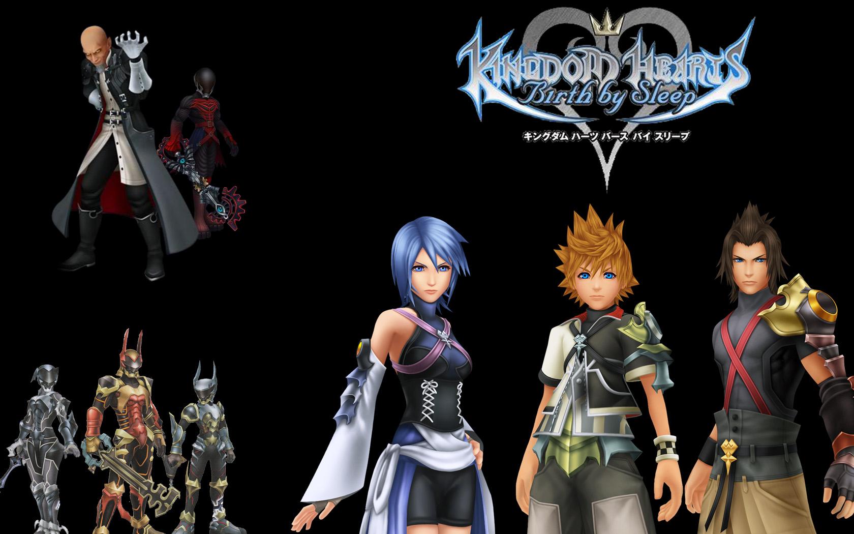 Kingdom Hearts 3 Wallpaper For Desktop 1680x1050