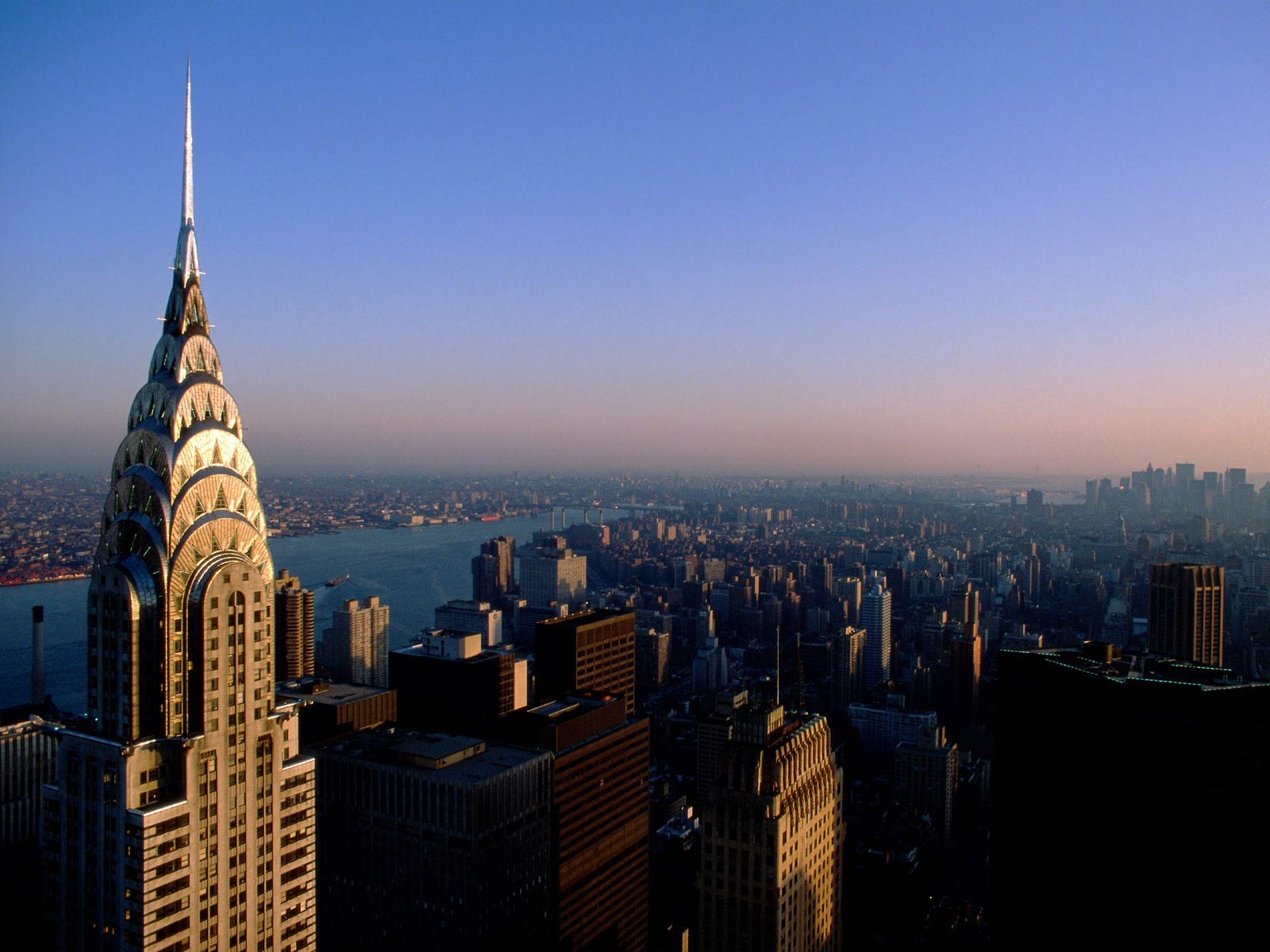 New York Skyline Wallpaper 1600x1200