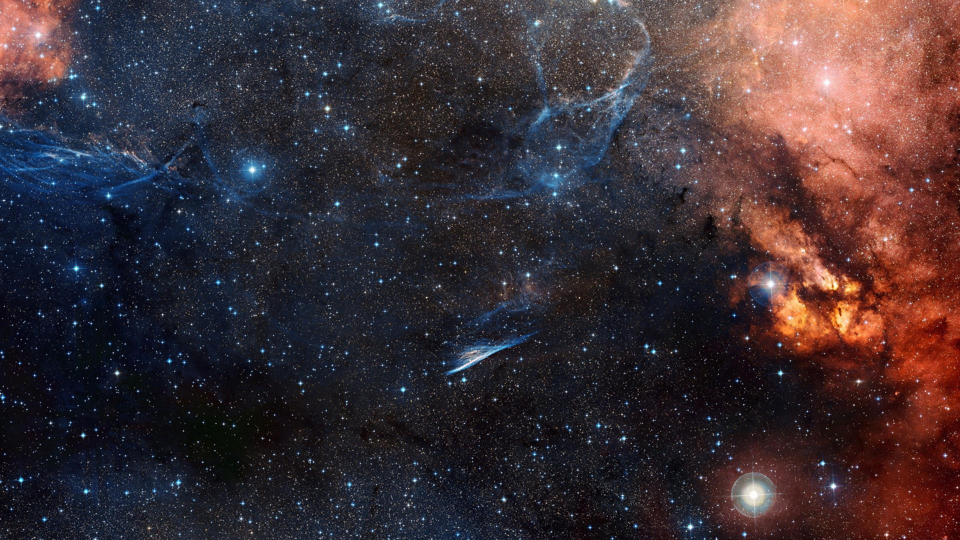 Download Wallpaper 3840x2160 Space Sky Stars 4K Ultra HD HD 3840x2160