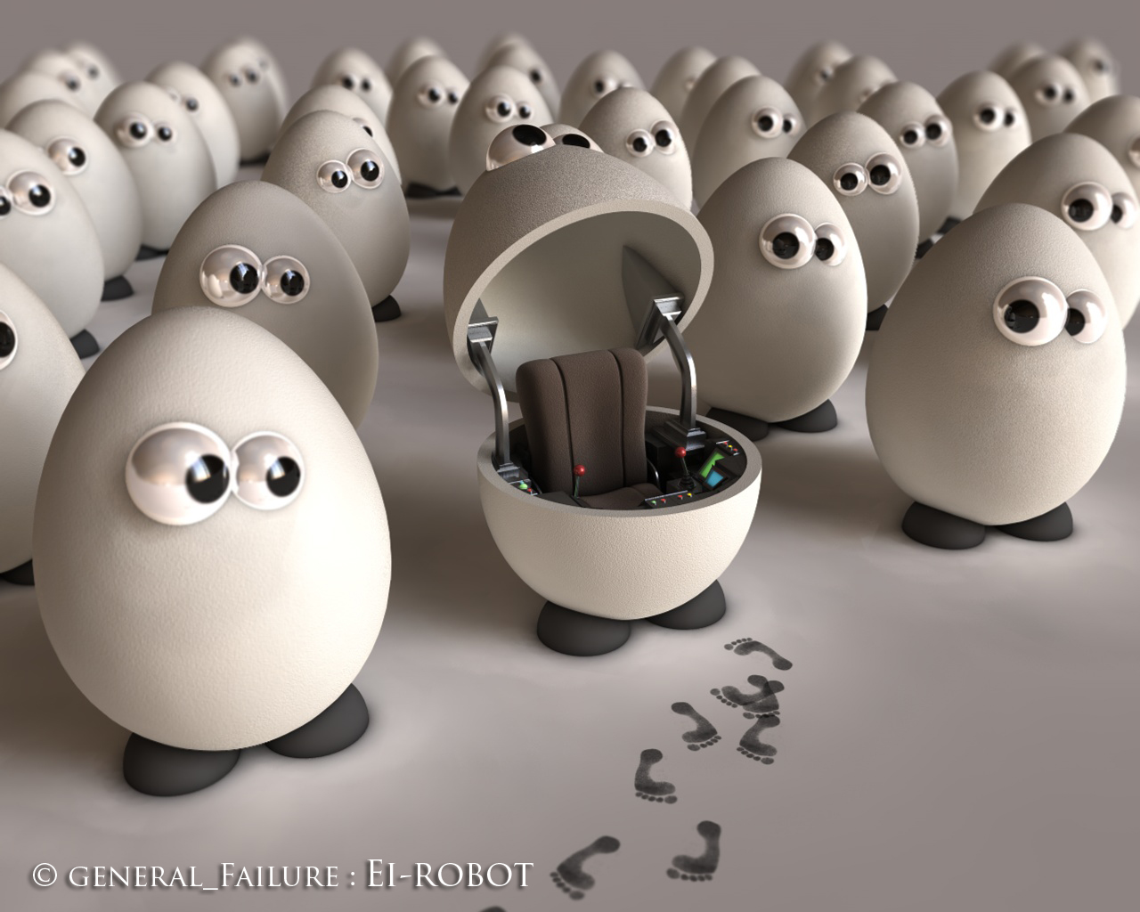 Cute Funny 3d Cartoon Wallpapers for Desktop background 1280x1024
