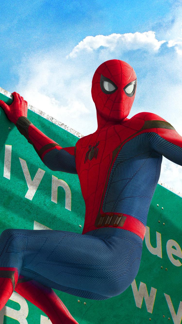 MovieSpider Man Homecoming 750x1334 Wallpaper ID 673804 750x1334