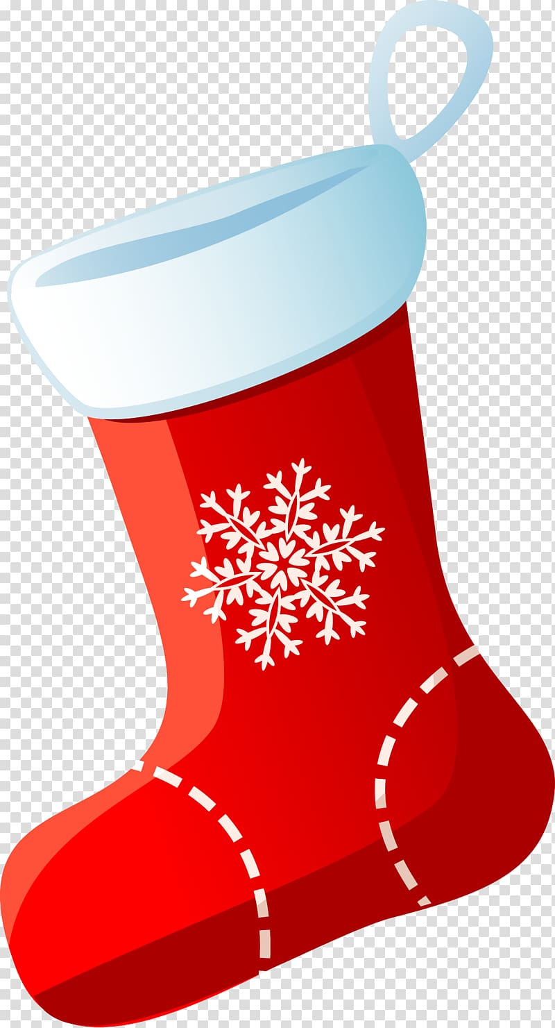 Christmas ing Sock Christmas red socks transparent background PNG 800x1481