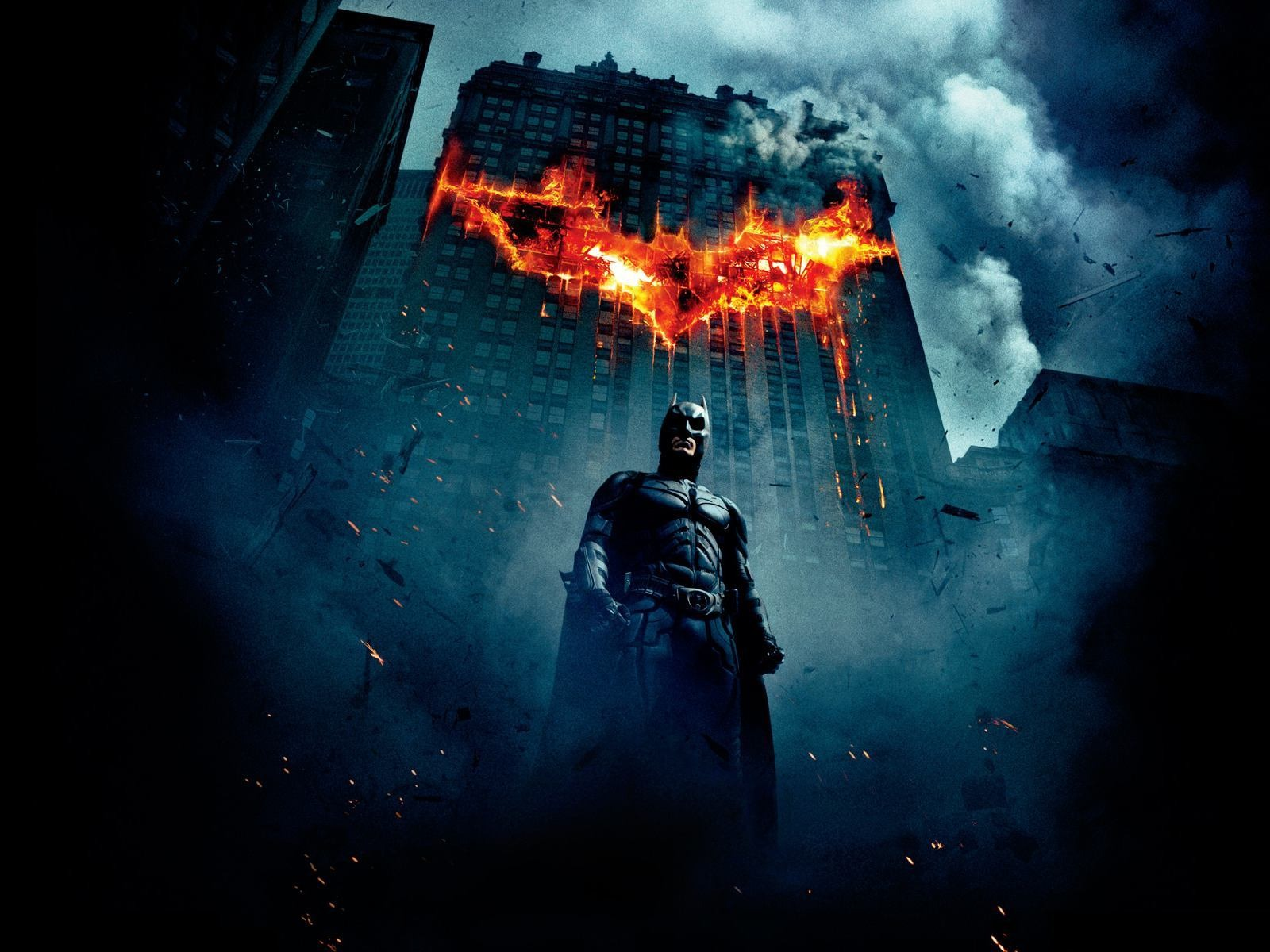 The Dark Knight desktop wallpaper 1600x1200
