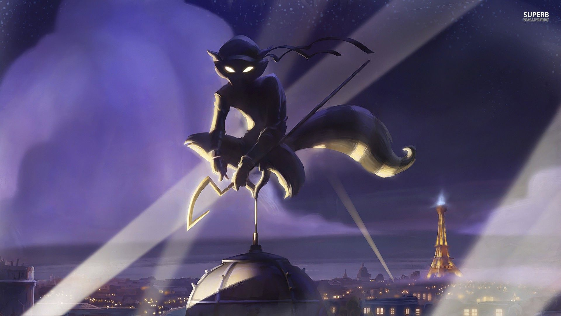 Sly Cooper Wallpapers 1920x1080