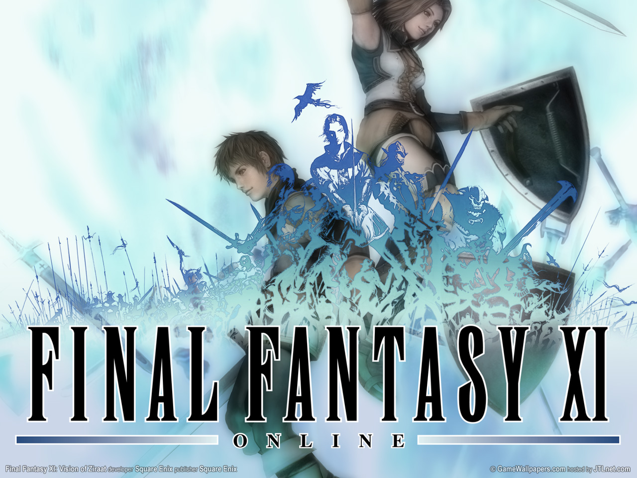 Anime Wallpapers HD Final Fantasy Wallpapers HD 1280x960