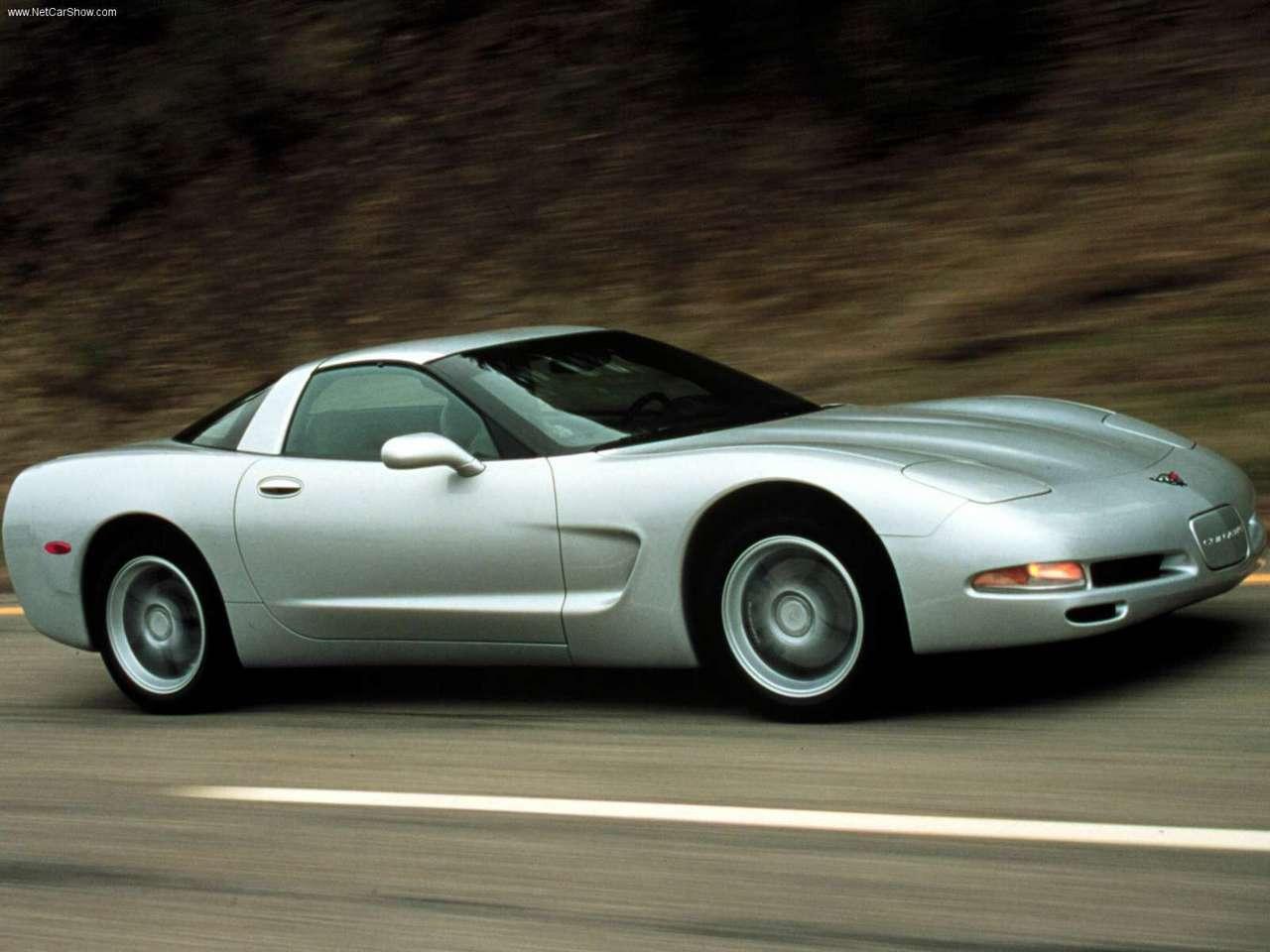 2000 Chevrolet Corvette 1280x960