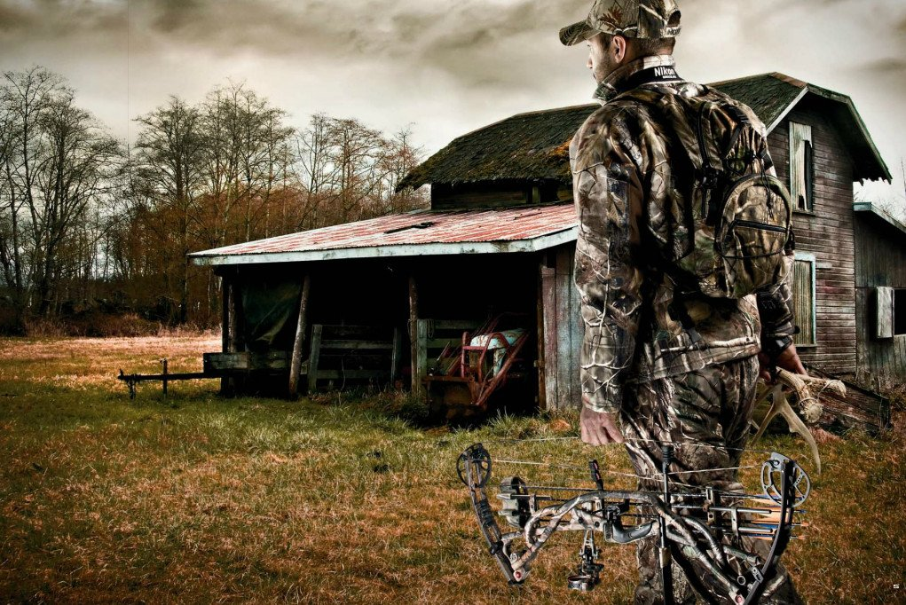 Hoyt Bow Hunting Wallpaper Or go to hoytcom 1021x682