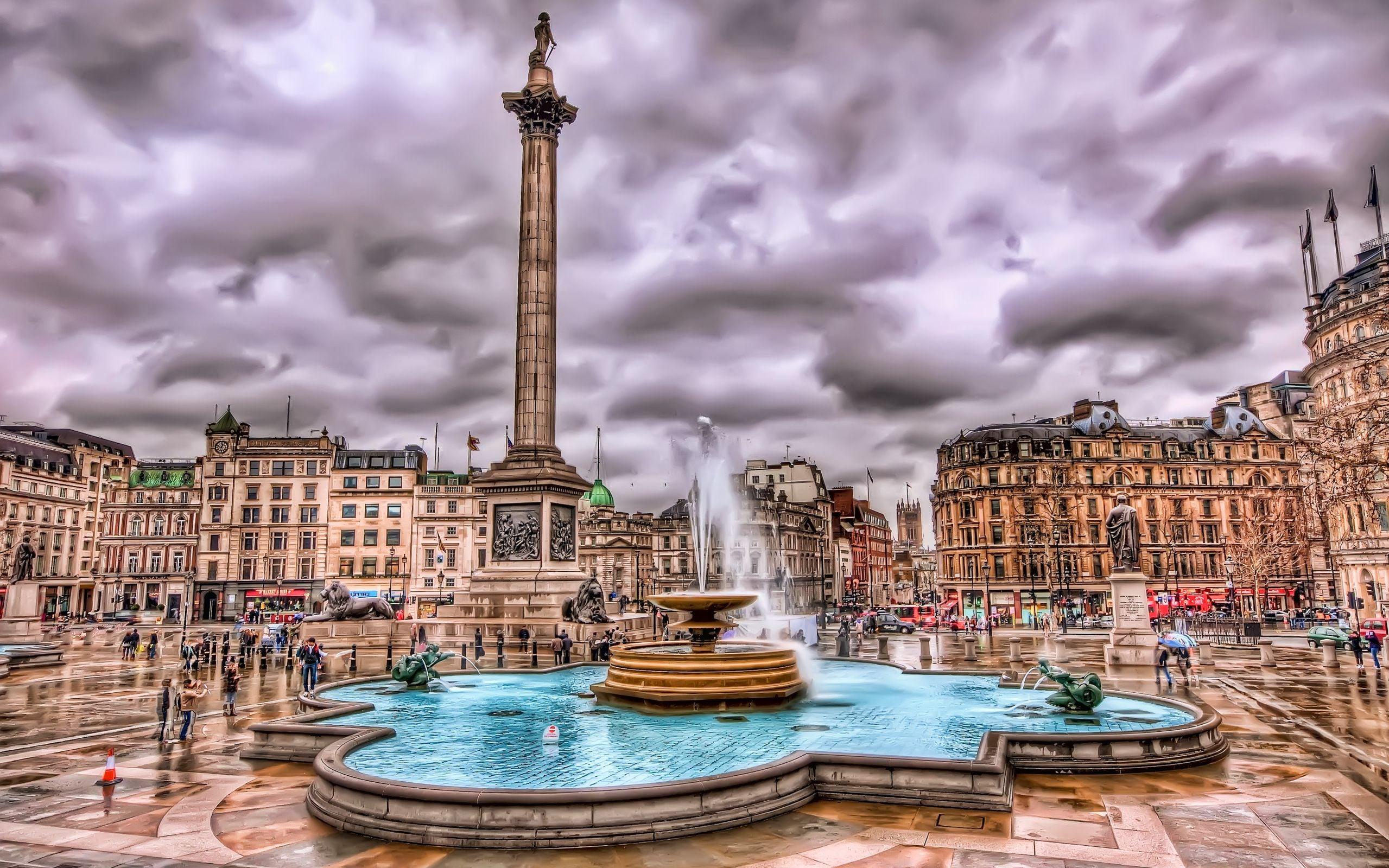 12 Trafalgar Square wallpapers HD Download 2559x1600