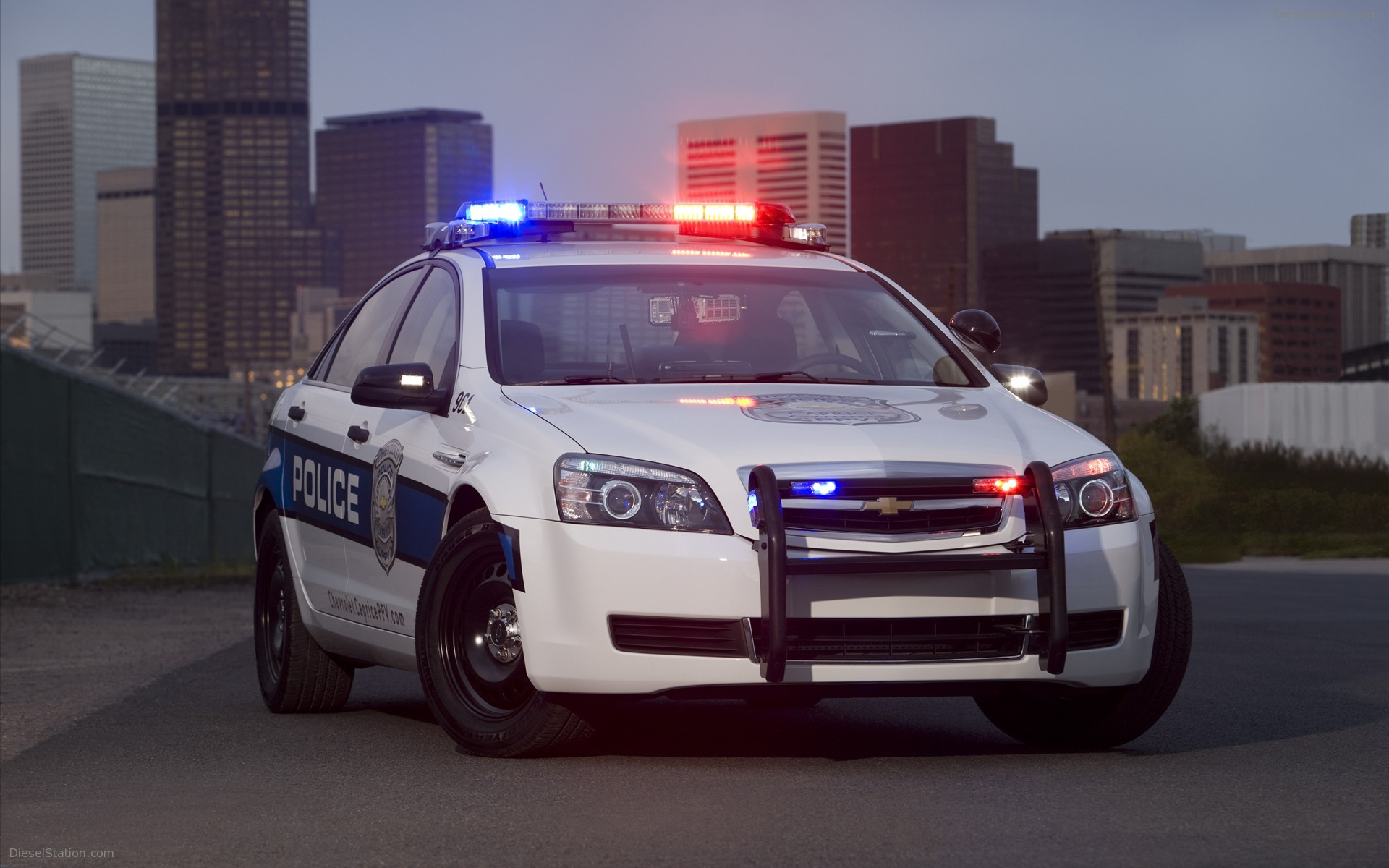 Cheverolet Caprice Police Car 2011 Widescreen Exotic Car Wallpapers 1920x1200
