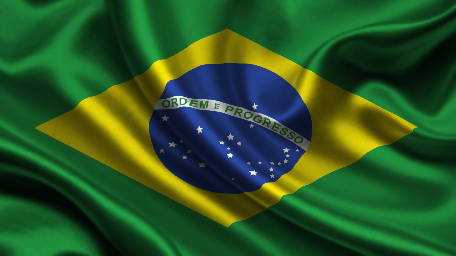Flag Of Brazil wallpapers and images   wallpapers pictures photos 1920x1080
