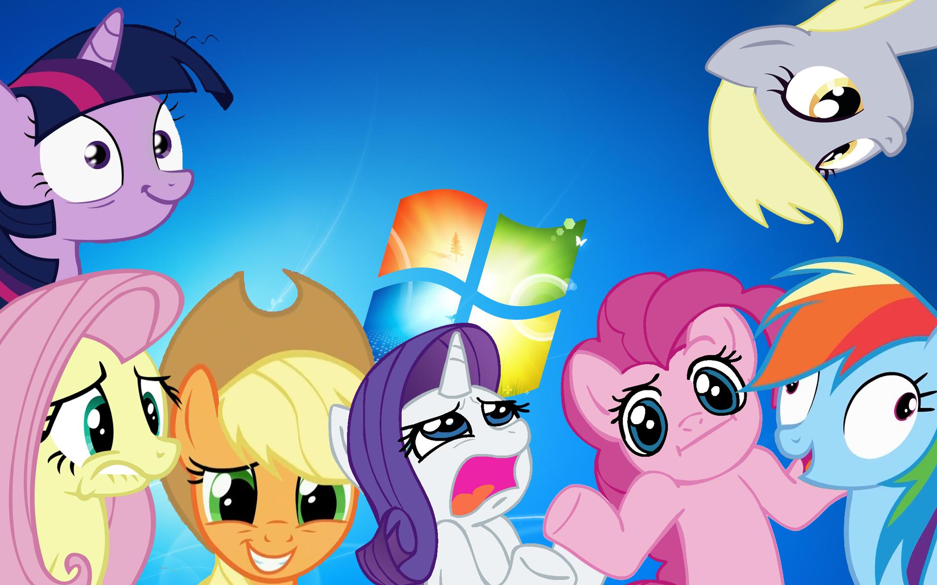 My Little Pony HD Wallpapers for desktop download 1920x1200