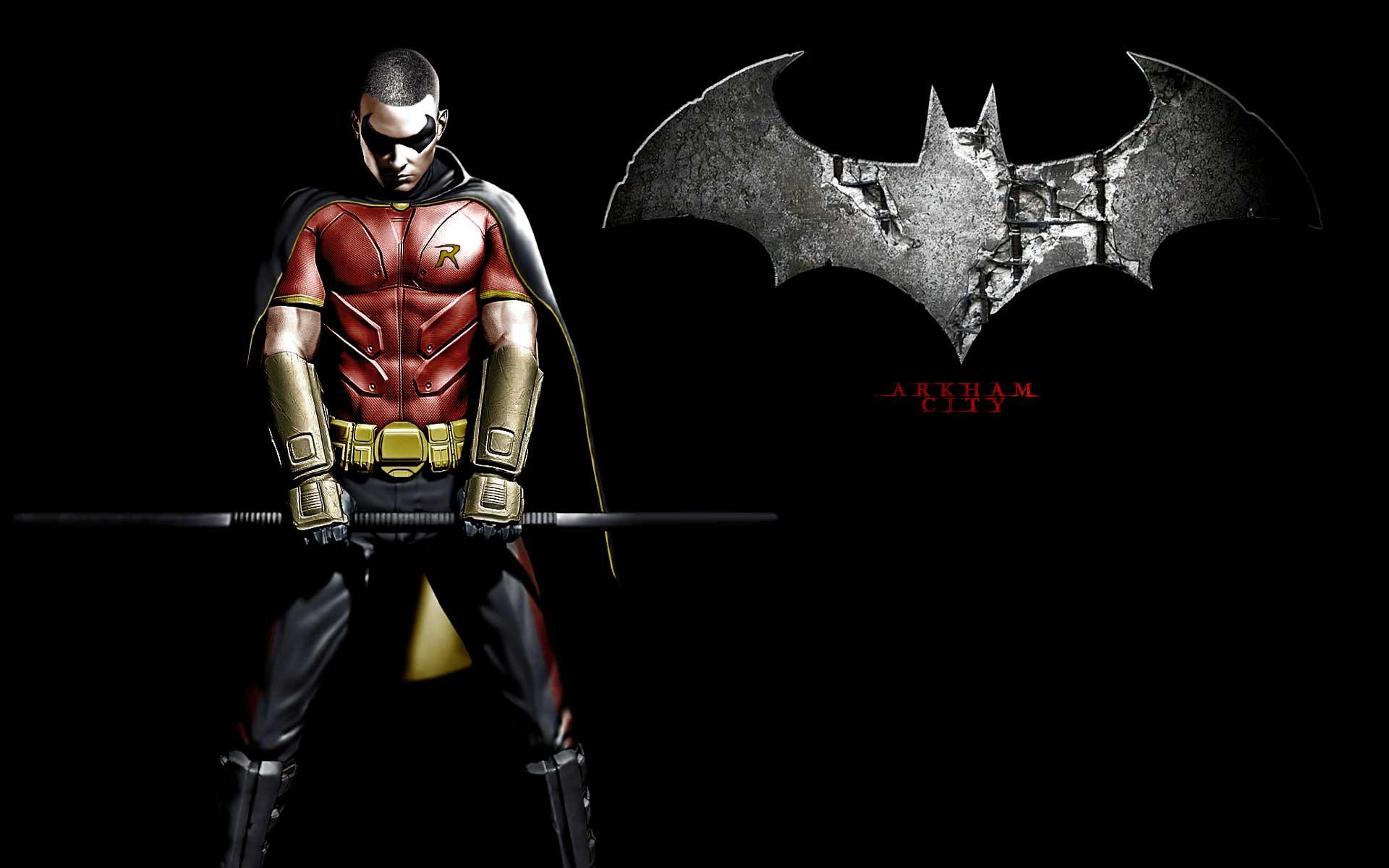 Batman el caballero oscuro Blog Archive Nueva foto HD de Robin 1920x1200