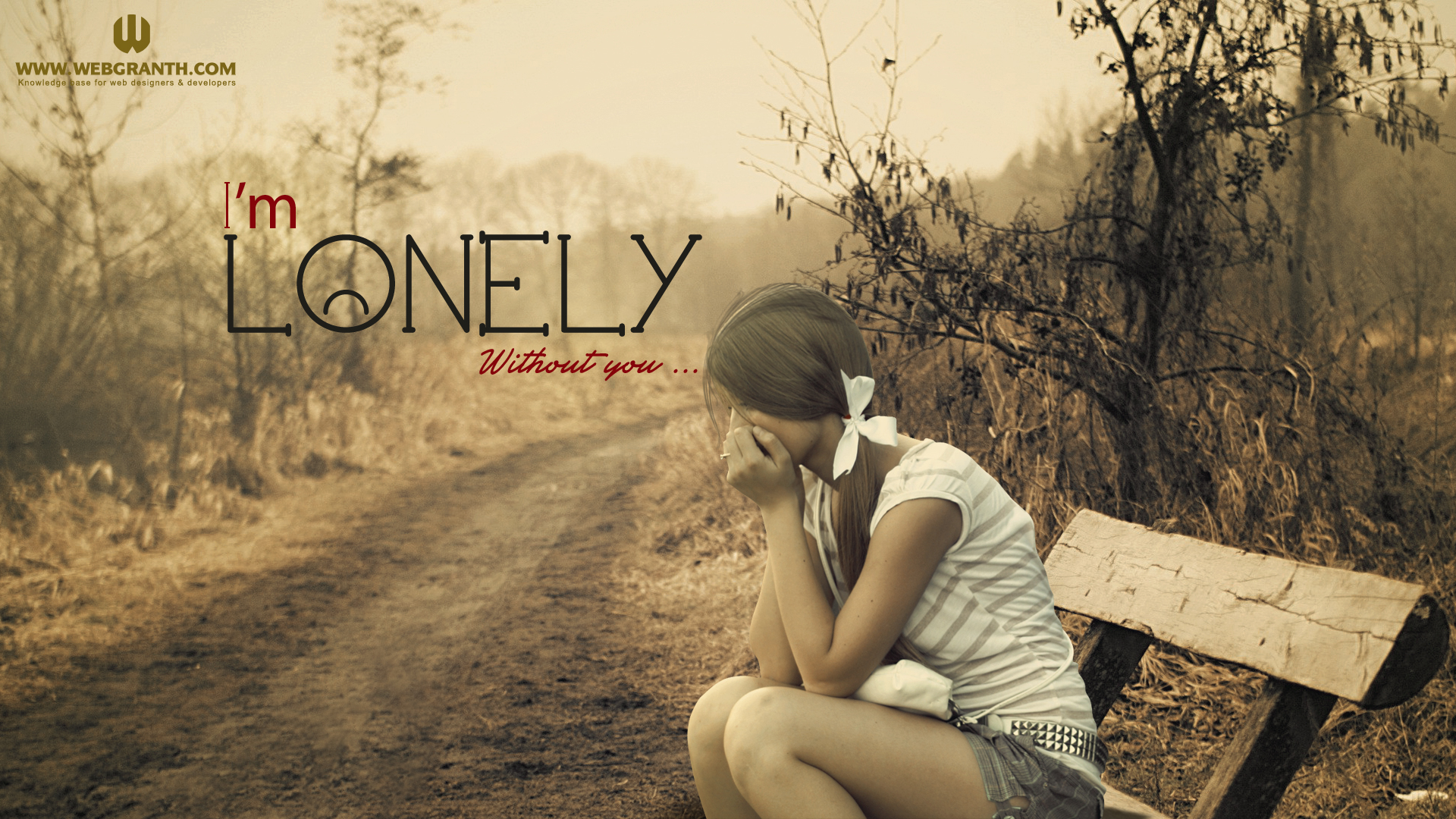 Alone Sad Wallpaper Download HD Alone Wallpapers   Webgranth 1920x1080