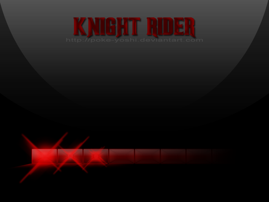 Knight Rider Wallpaper by Mike Dragon 900x675