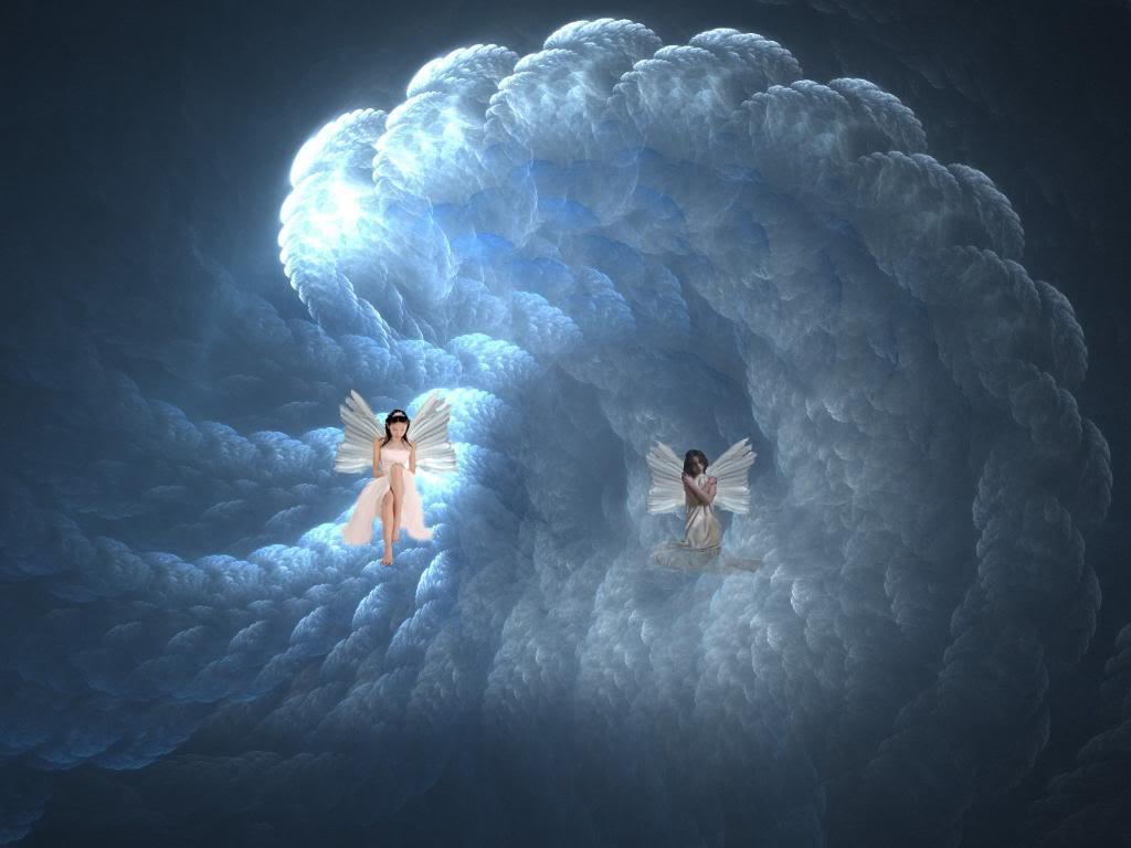 Angels Wallpapers For Desktop 3d: Heavenly Wallpaper