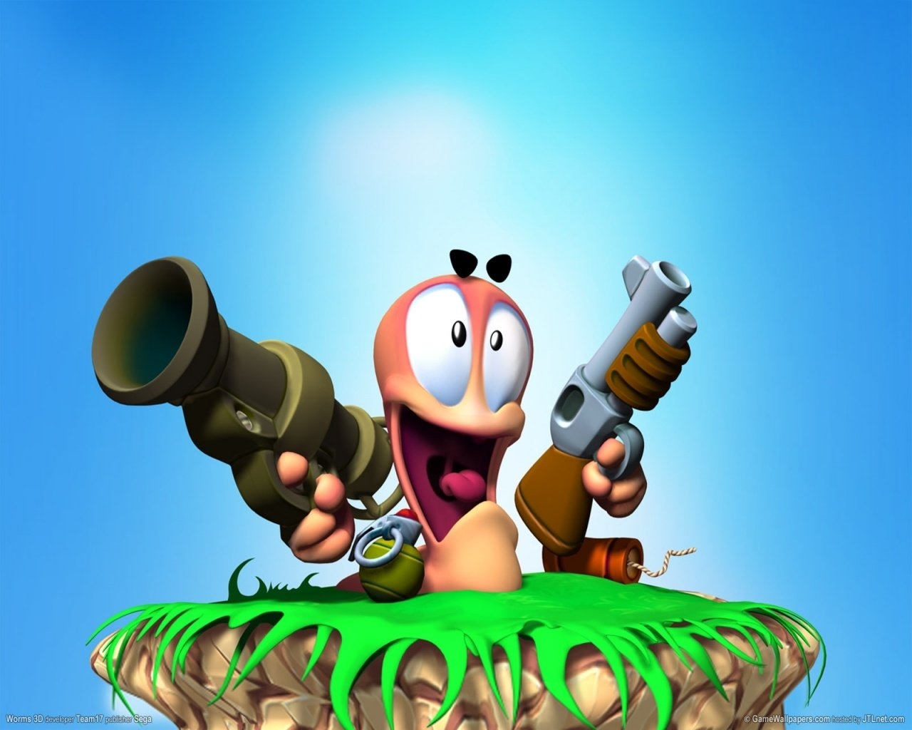 Worms Wallpaper and Background Image 1280x1024 ID434338 1280x1024