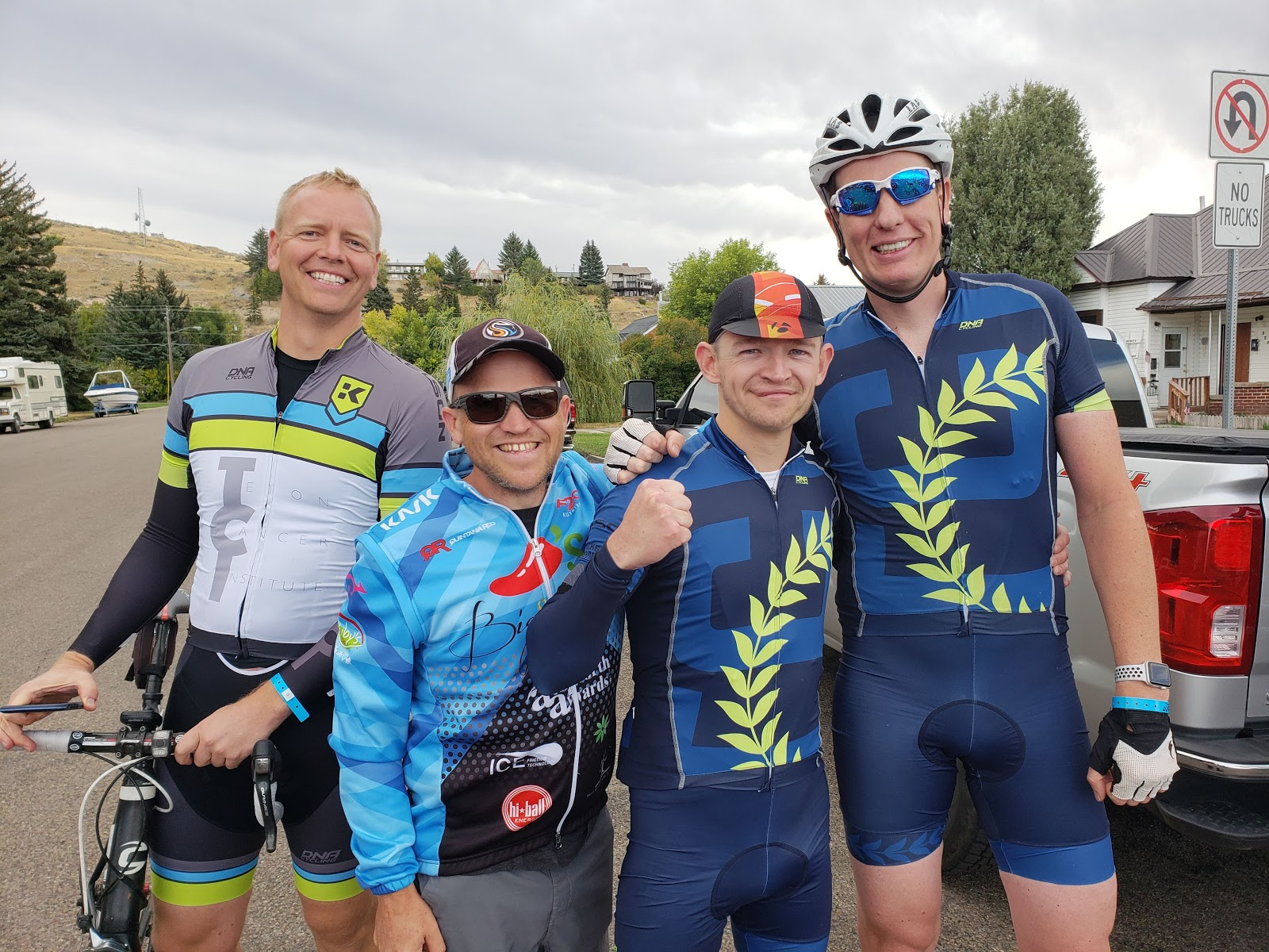 Rexburg Idaho Cycling Lotoja 2018 Race Report 1600x1200